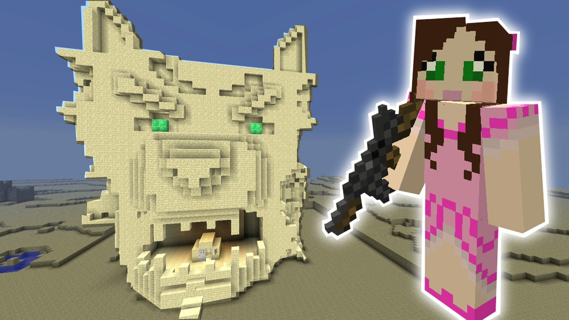 Some Pat And Jen Minecraft Mods ❤❤❤ Pat And Jen PopularMMOs Minecraft lucky  block Minecraft Popularmmos with jen Minecraft Popularmmos challenge games  …