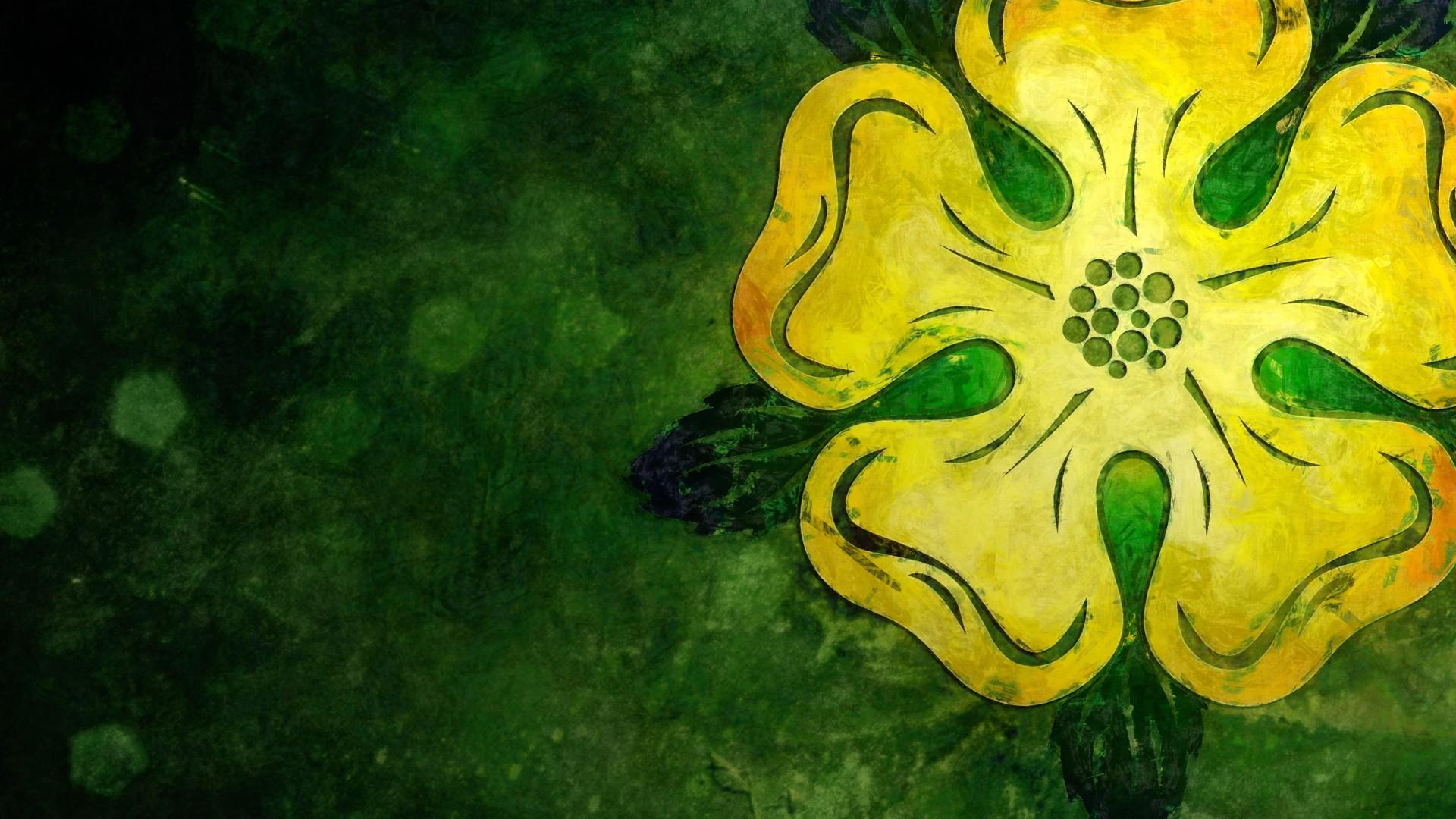 GOT wallpaper: Rose of Highgarden by McNealy.deviantart.com on @deviantART