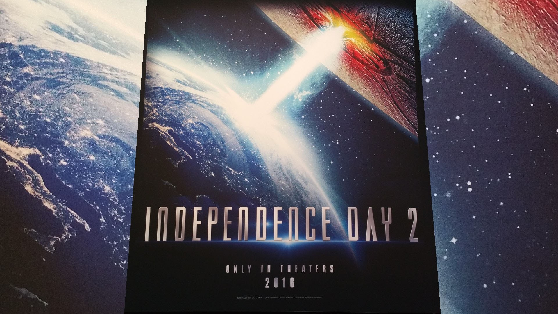Independence Day Resurgence (2016) Pat's movie review