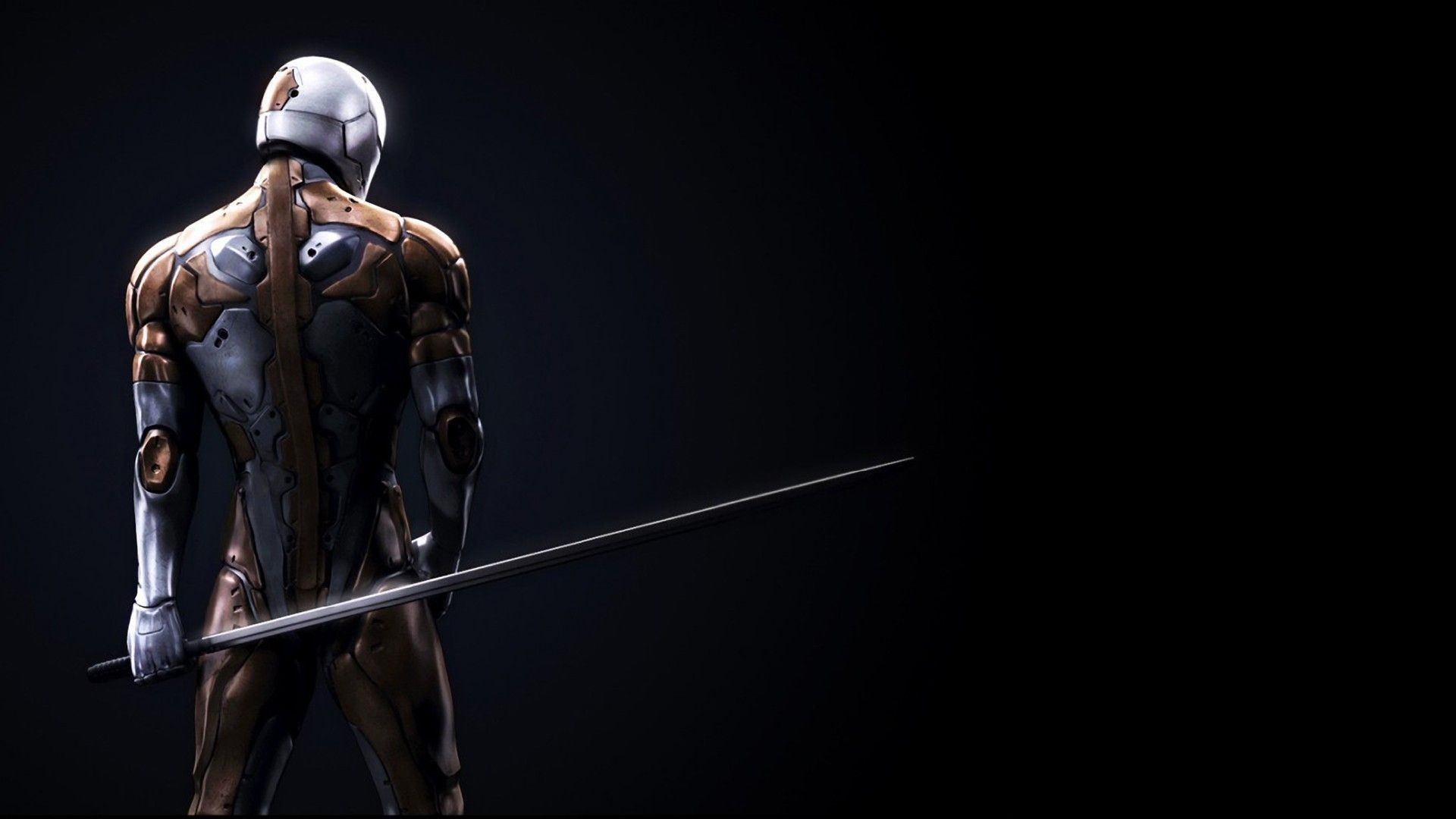 Gray Fox – Metal Gear Solid HD Wallpaper 1920×1080