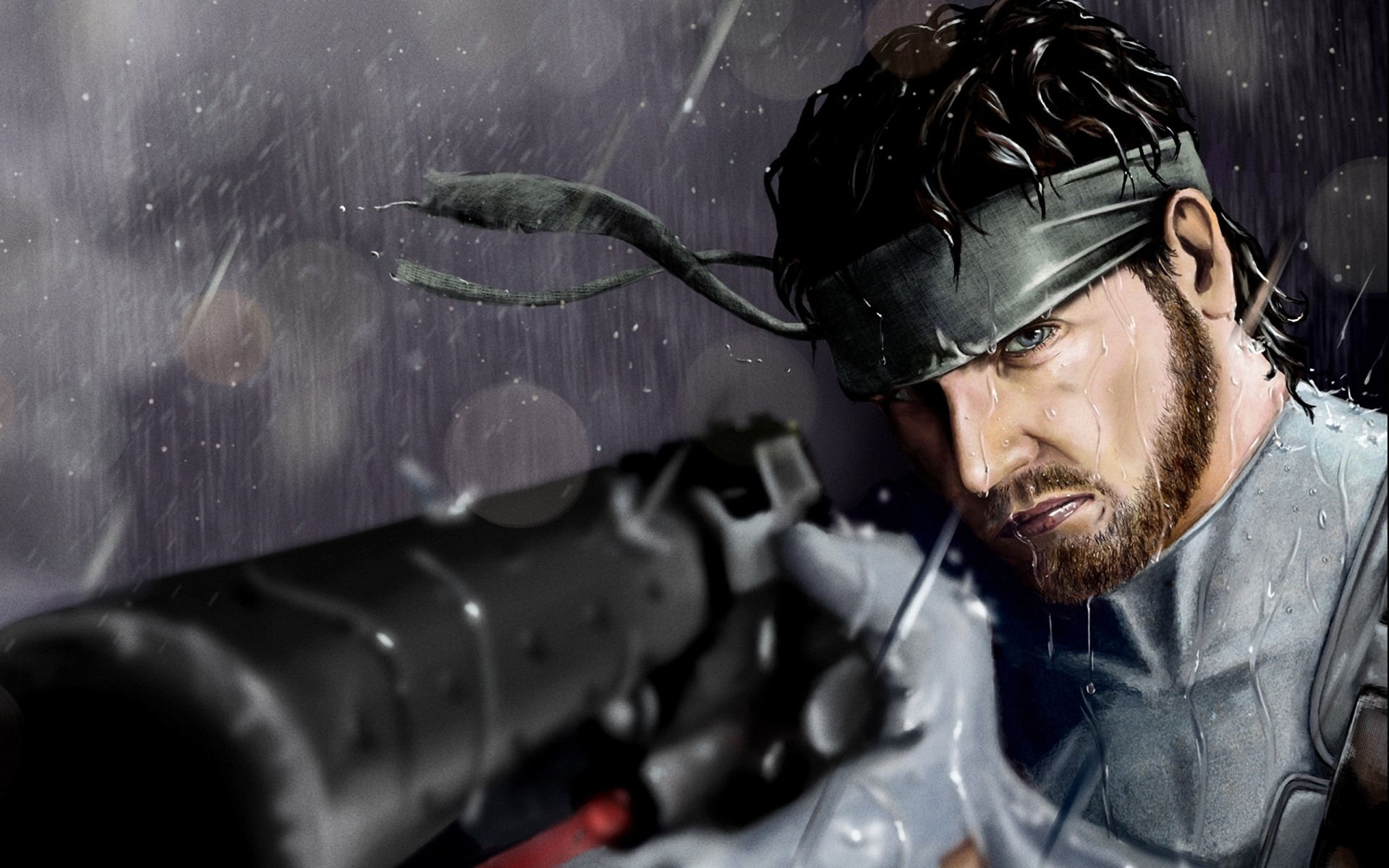 Video Game – Metal Gear Solid Wallpaper
