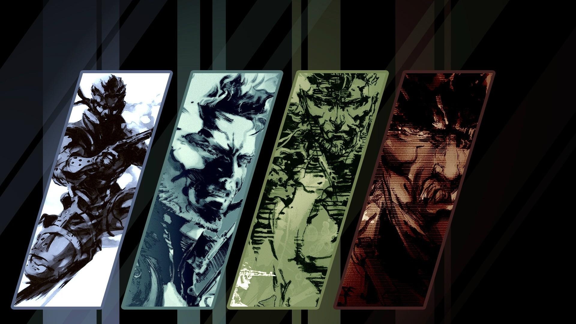 Metal Gear Solid Wallpaper Dump