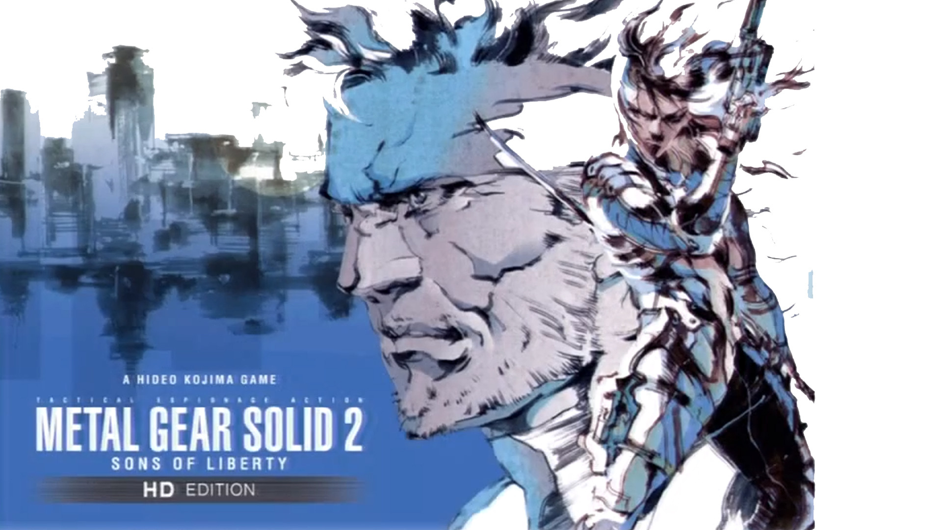 Metal Gear Solid 2 HD EDITION (Unreleased) by Outer-Heaven1974 on .