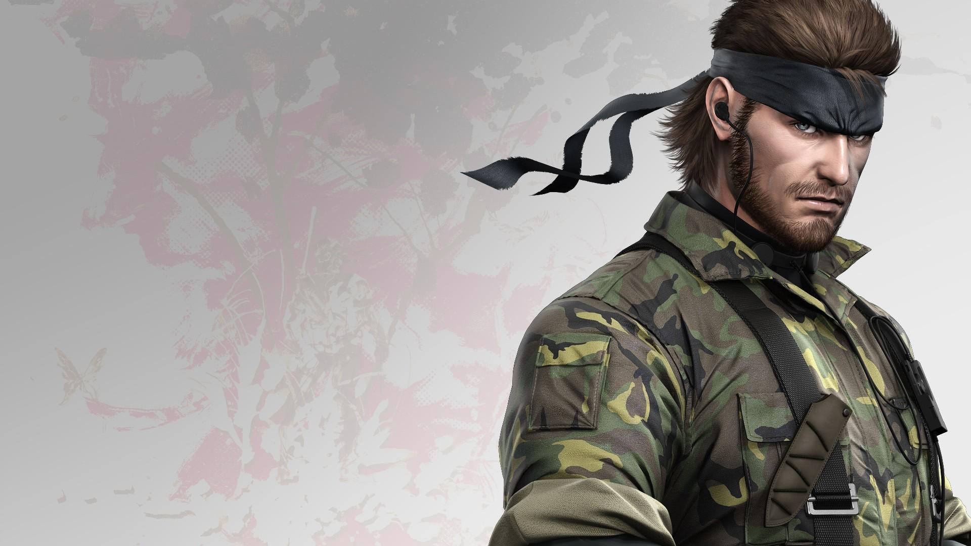 Metal Gear Solid Snake HD Wallpaper