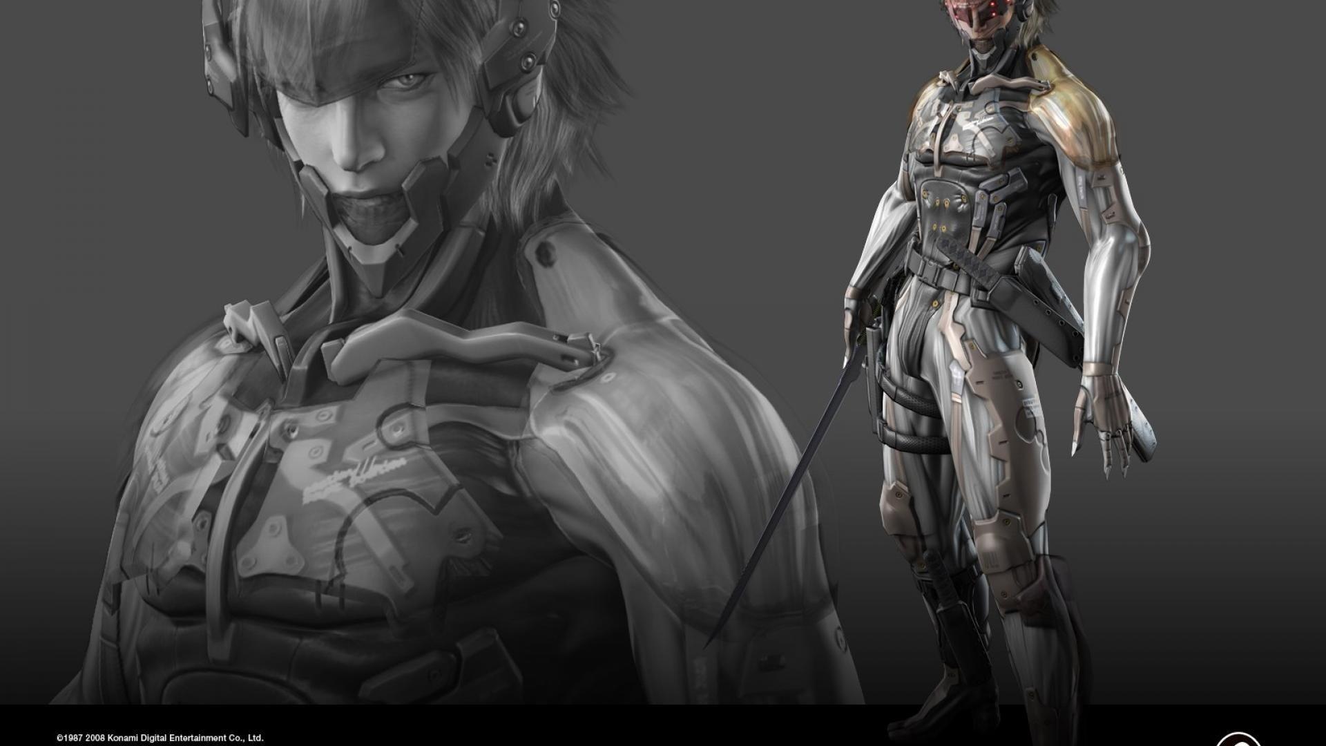 metal gear solid rising 3d games hd wallpaper – (#28120) – HQ .