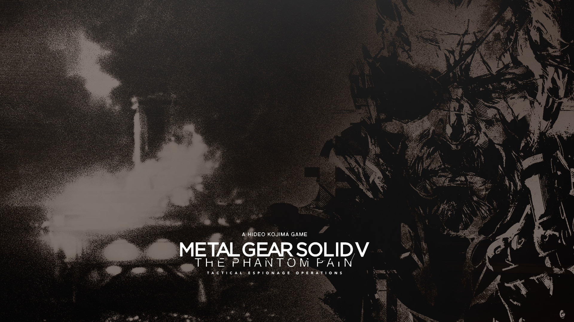 … Metal Gear Solid V: The Phantom Pain Wallpaper by iFadeFresh