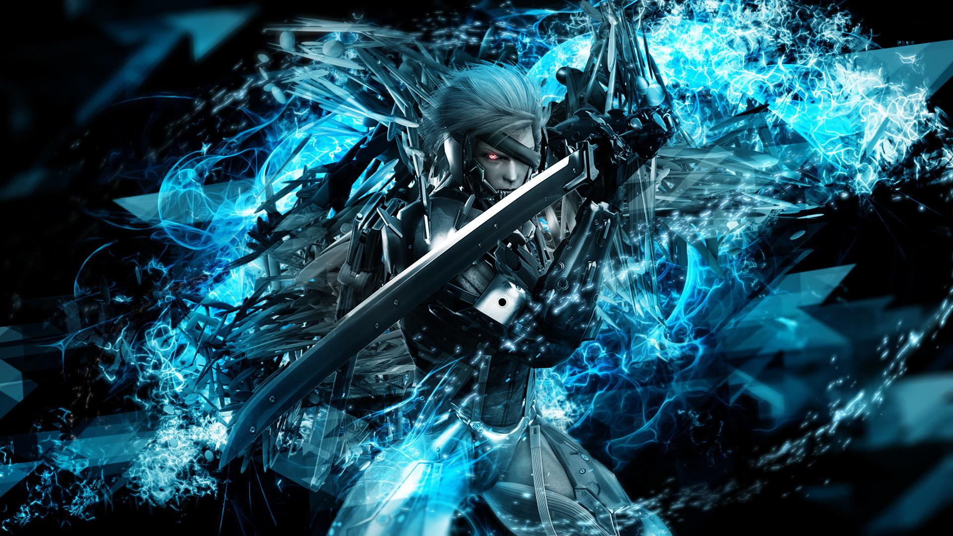 Metal Gear Rising: Revengeance Game 2013 HD Wallpaper Wallpaper