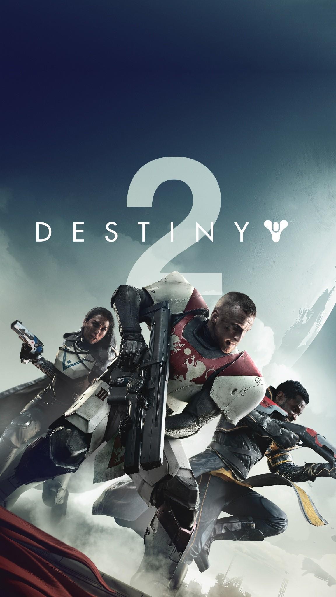 Destiny 2 iPhone wallpaper