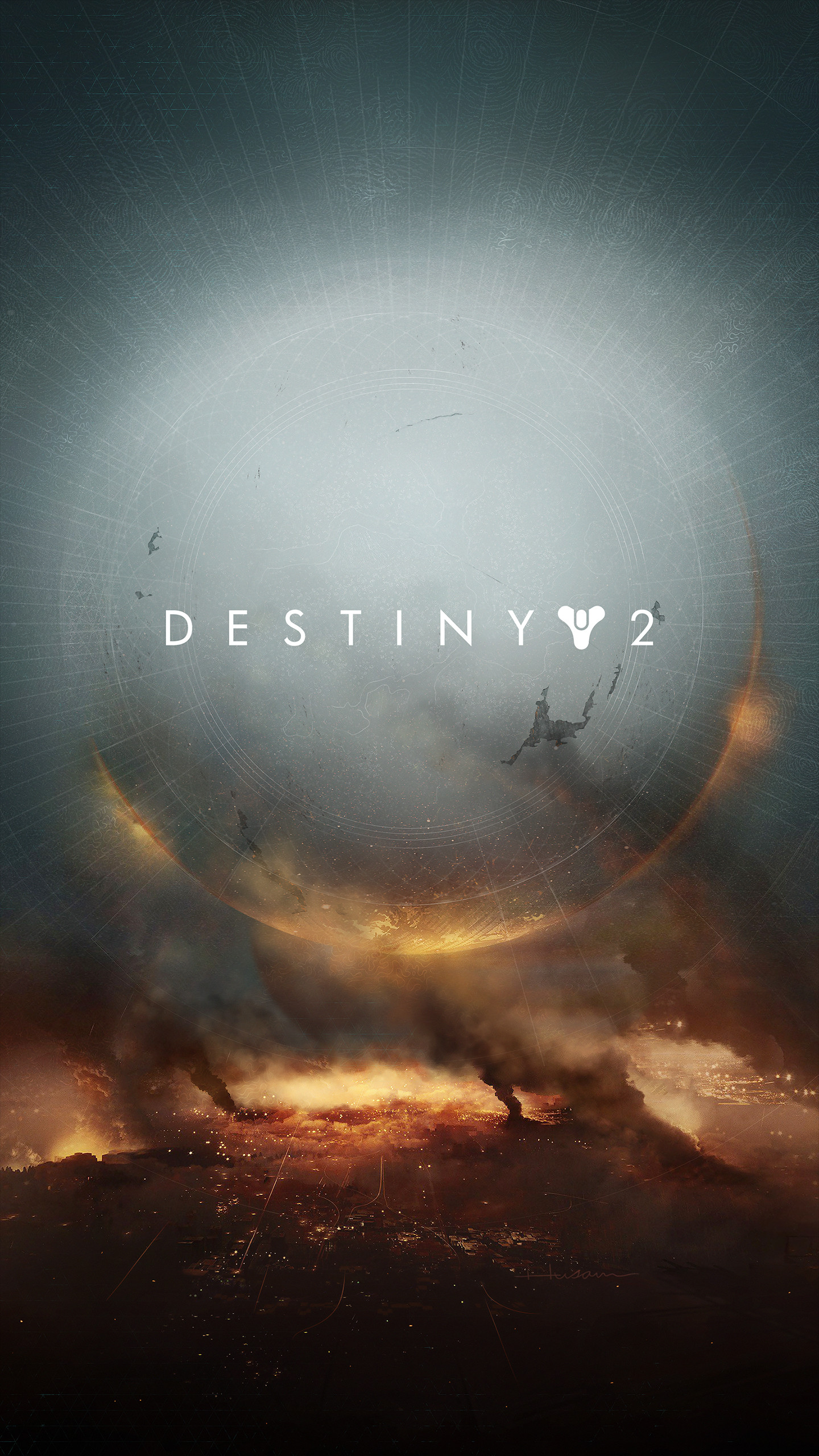 Destiny 2 Wallpaper for your phone