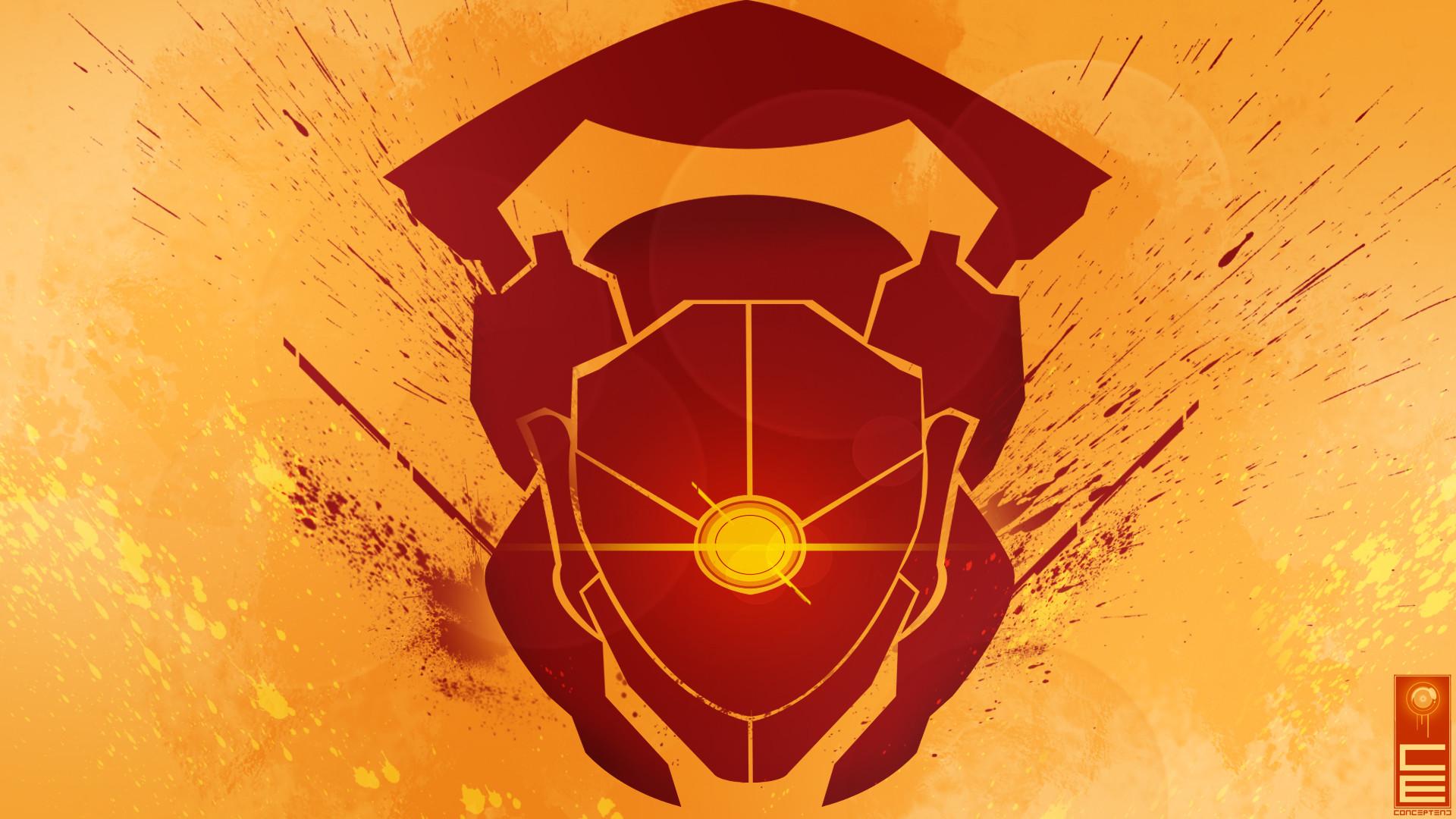 Destiny Titan Wallpaper Destiny Titan Vog Helmet