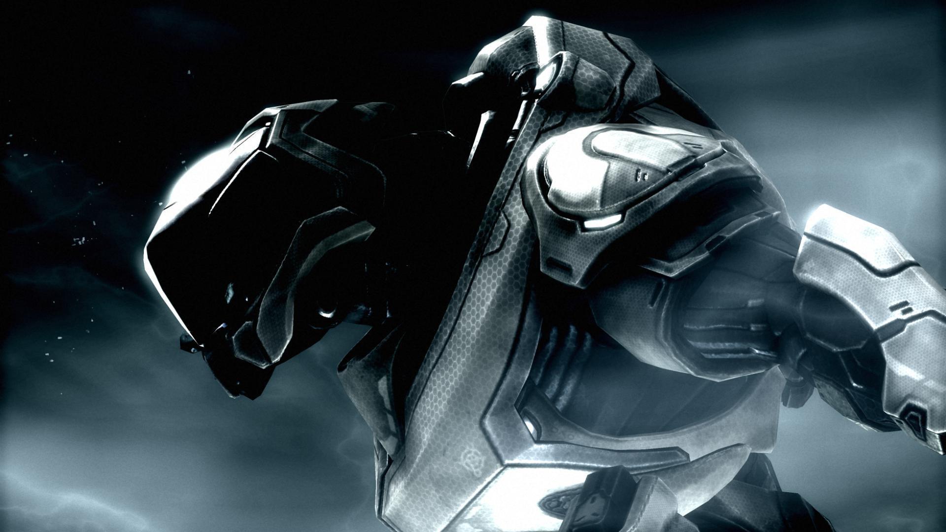 Images For > Halo Elite Wallpaper