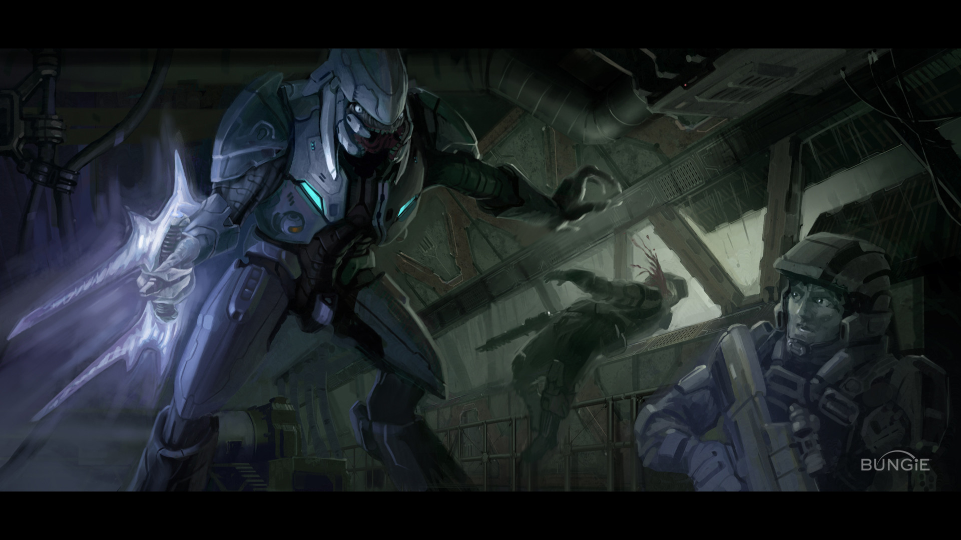 Halo Elite wallpaper – 346709