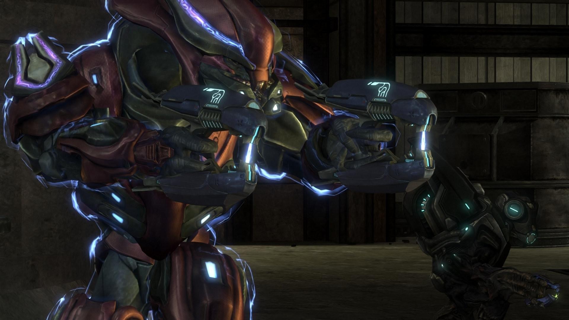Halo Reach Elite Zealot …