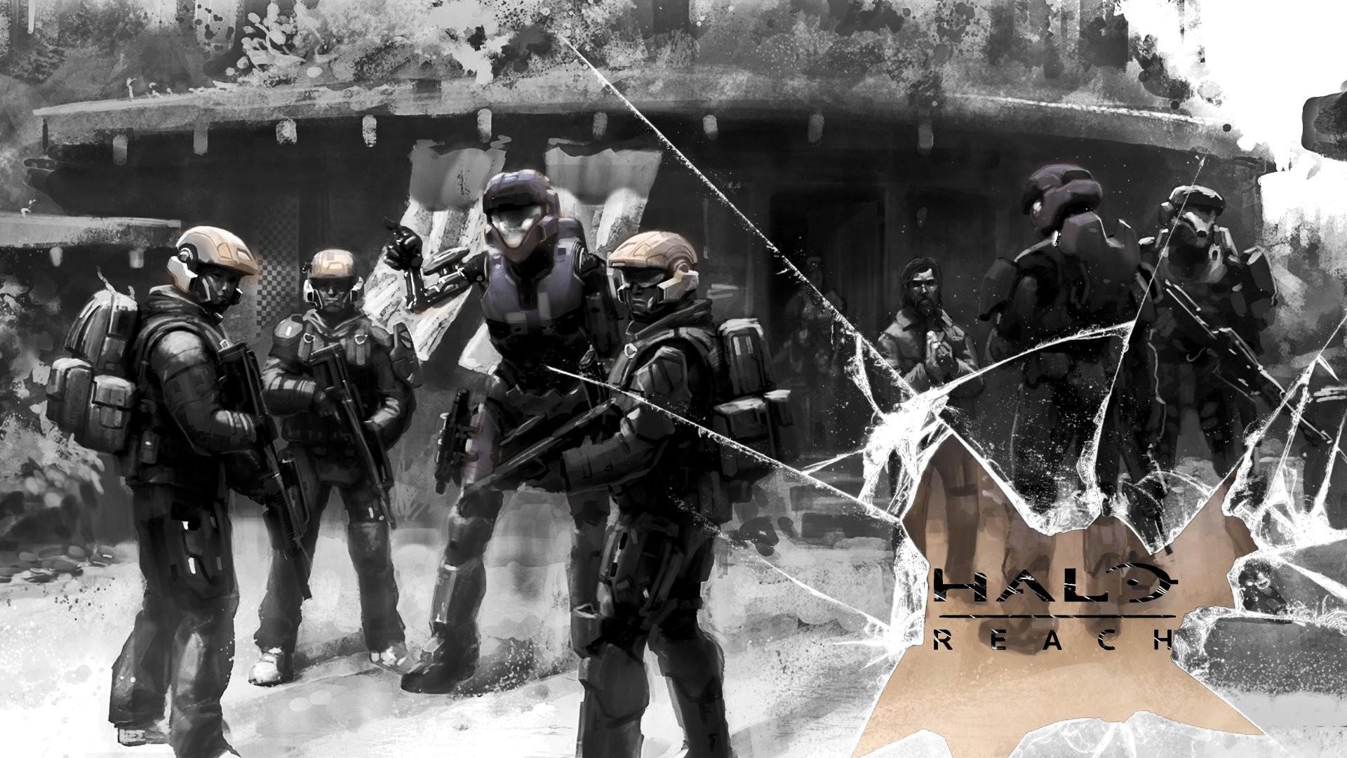 Halo Reach Spartans Vs Elites