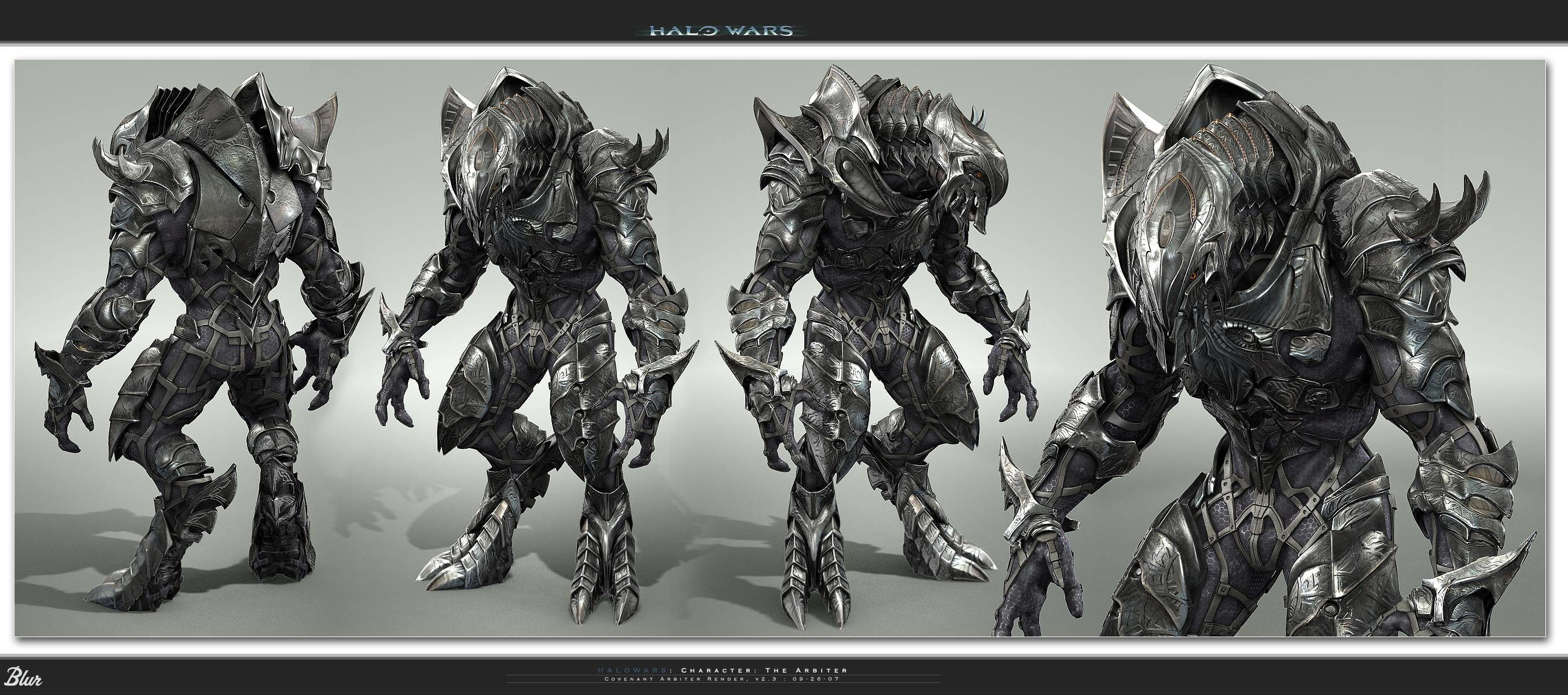 Images For > Halo Wars Arbiter Wallpaper