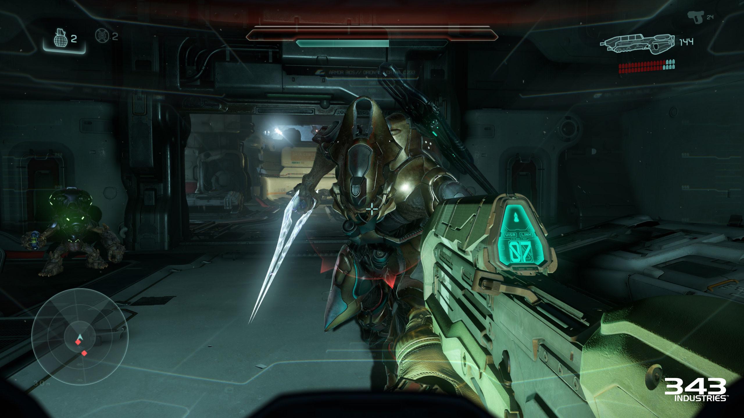 … Halo 5 Jul's Elites, …