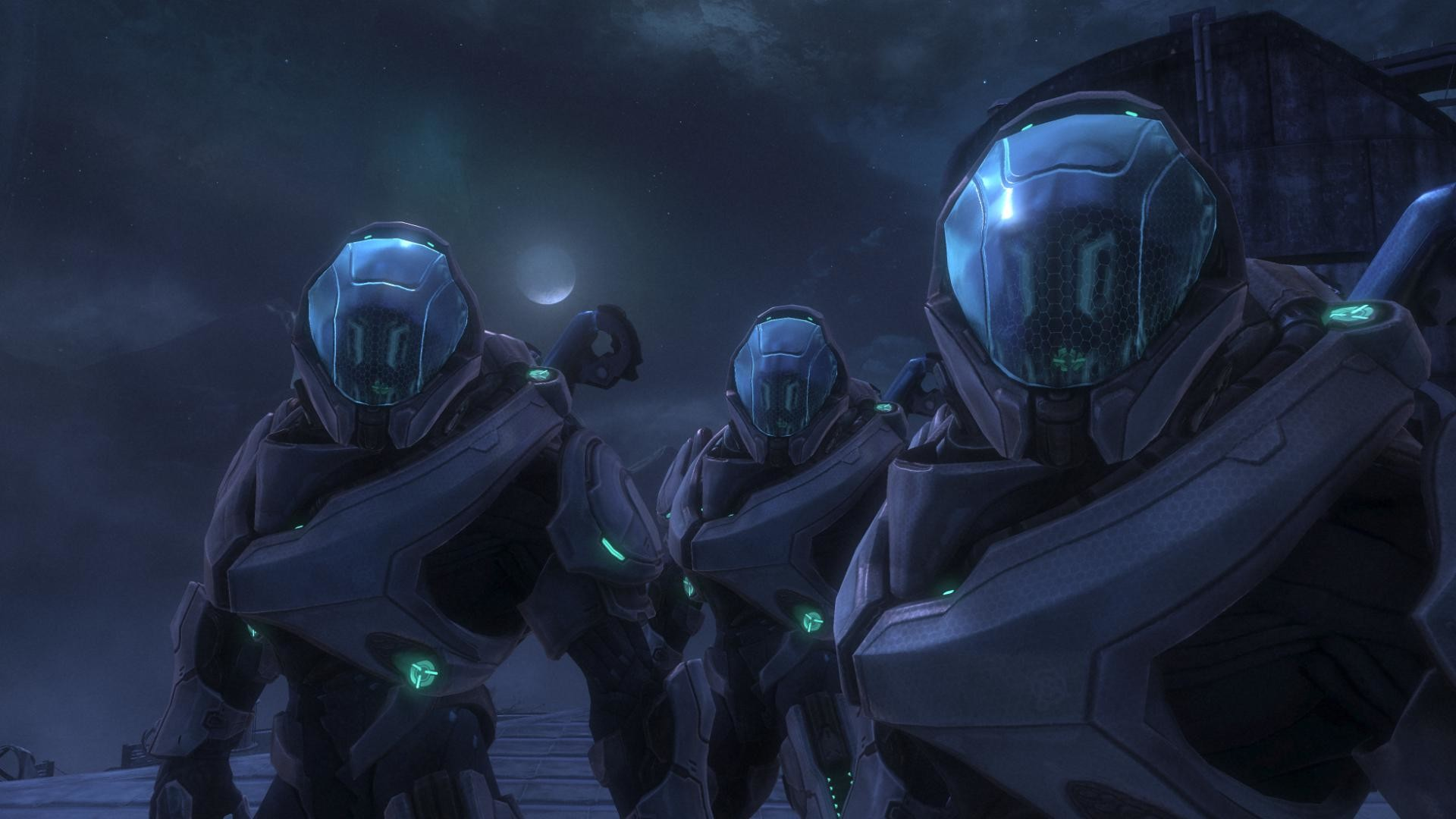 Gallery images and information: Halo 5 Elite Wallpaper