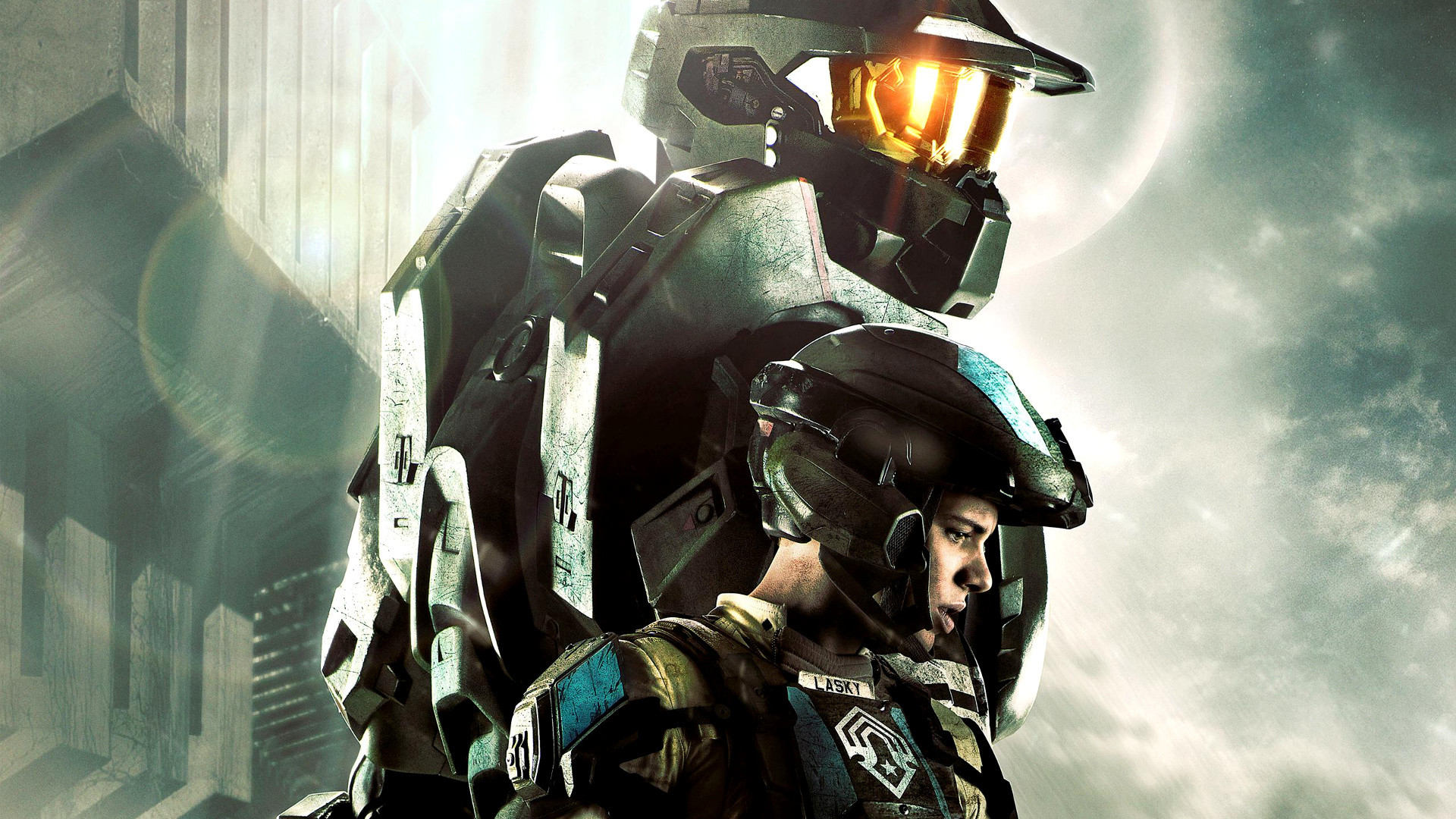 Movie – Halo 4: Forward Unto Dawn Master Chief Wallpaper