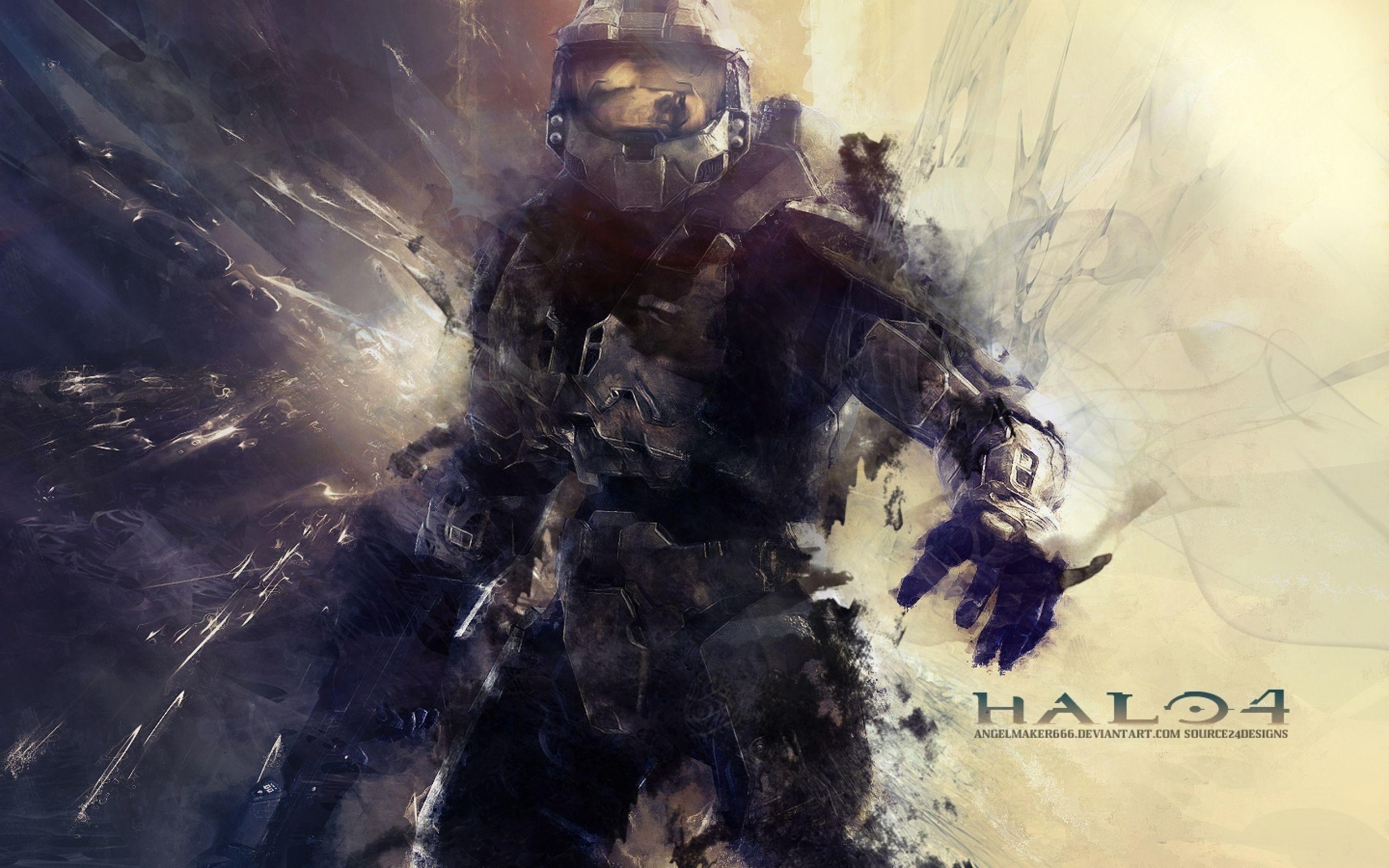 Wallpaper Halo 4