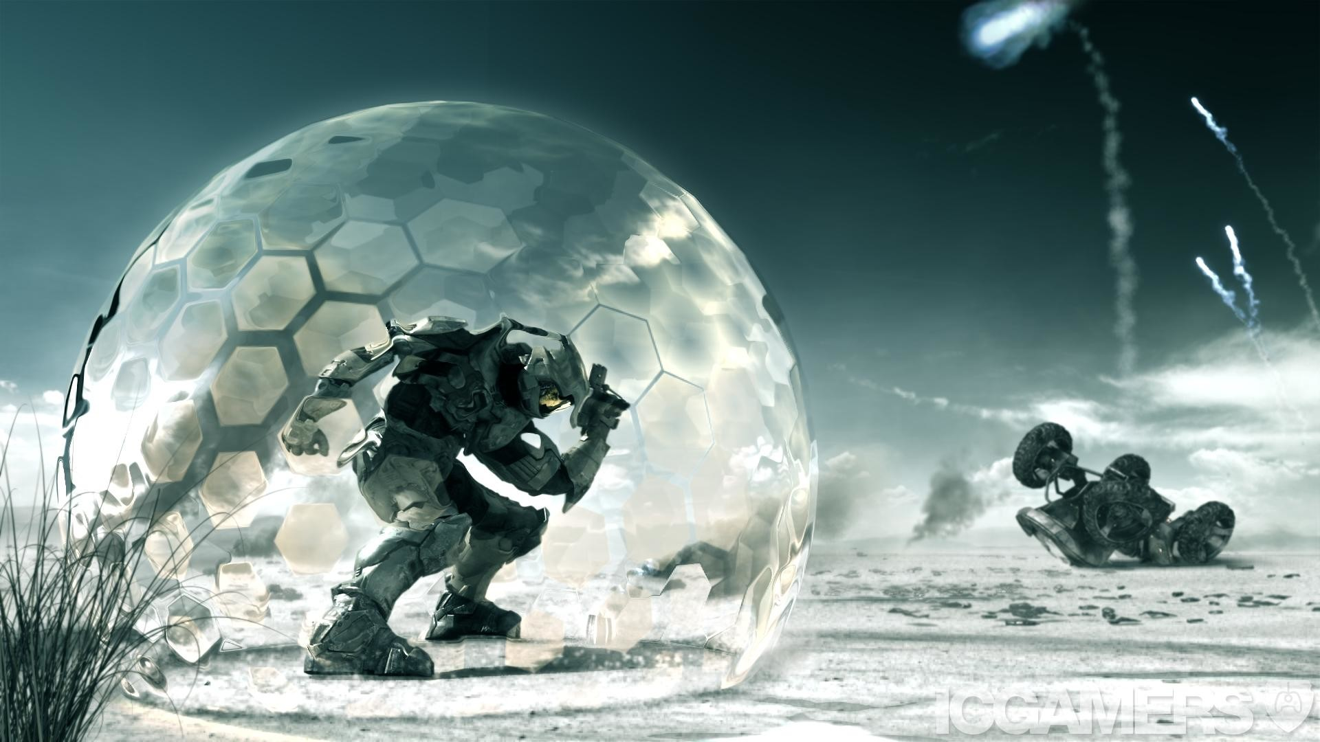 Wallpapers For > Halo 3 Wallpaper 1920×1080