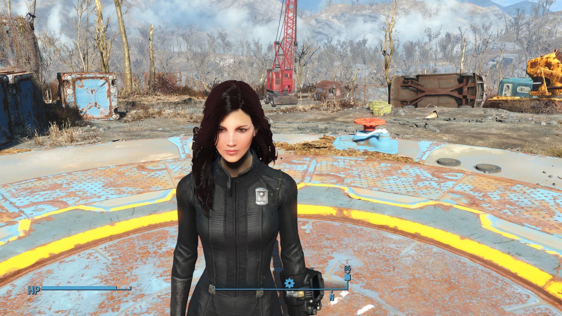 Vault Girl Fallout Wallpapers WallpaperSafari