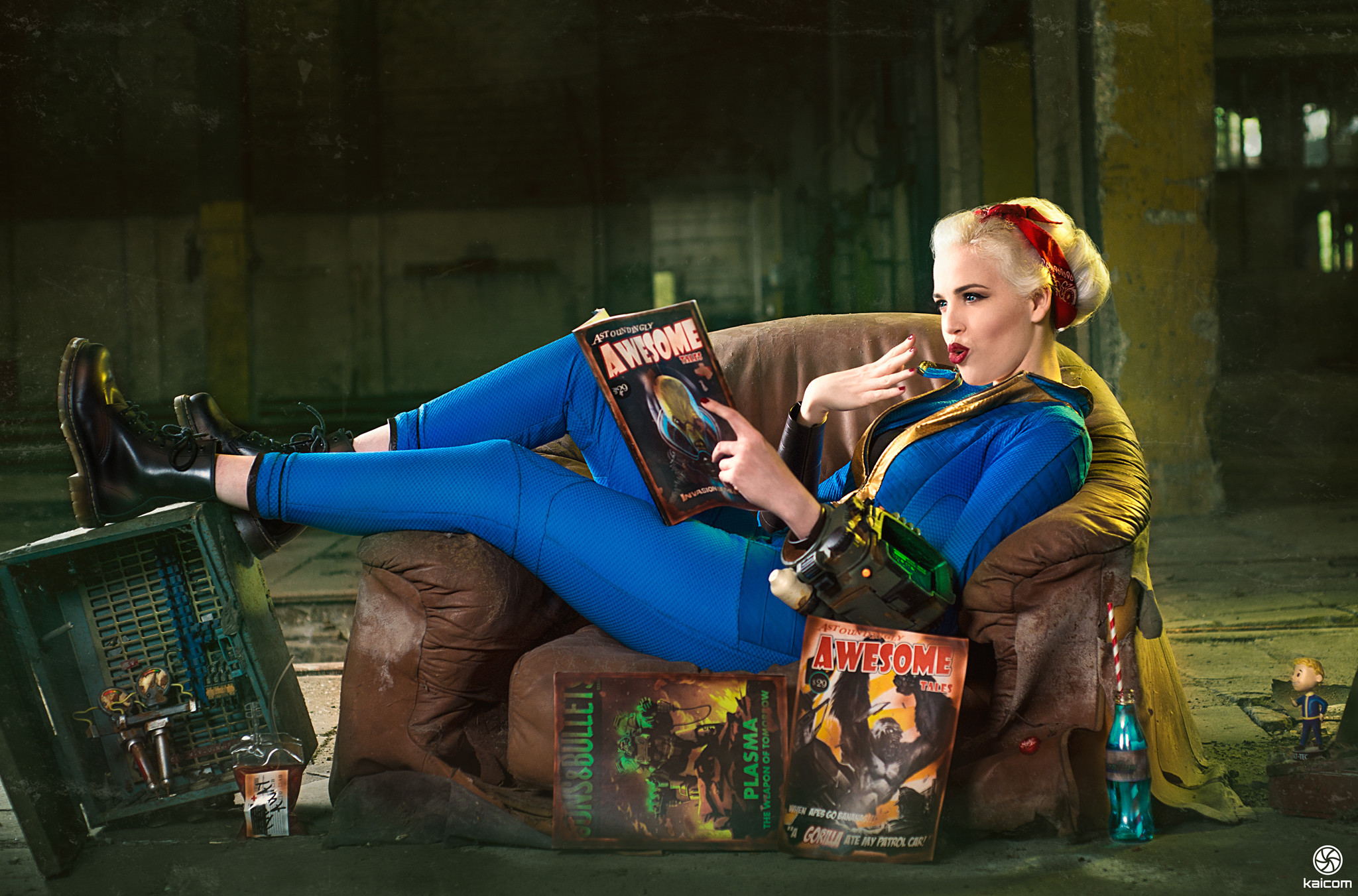 Vault Girl Fallout Wallpapers – WallpaperSafari