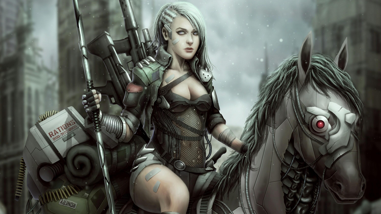 HD Wallpaper | Background ID:547655. Fantasy Women Warrior