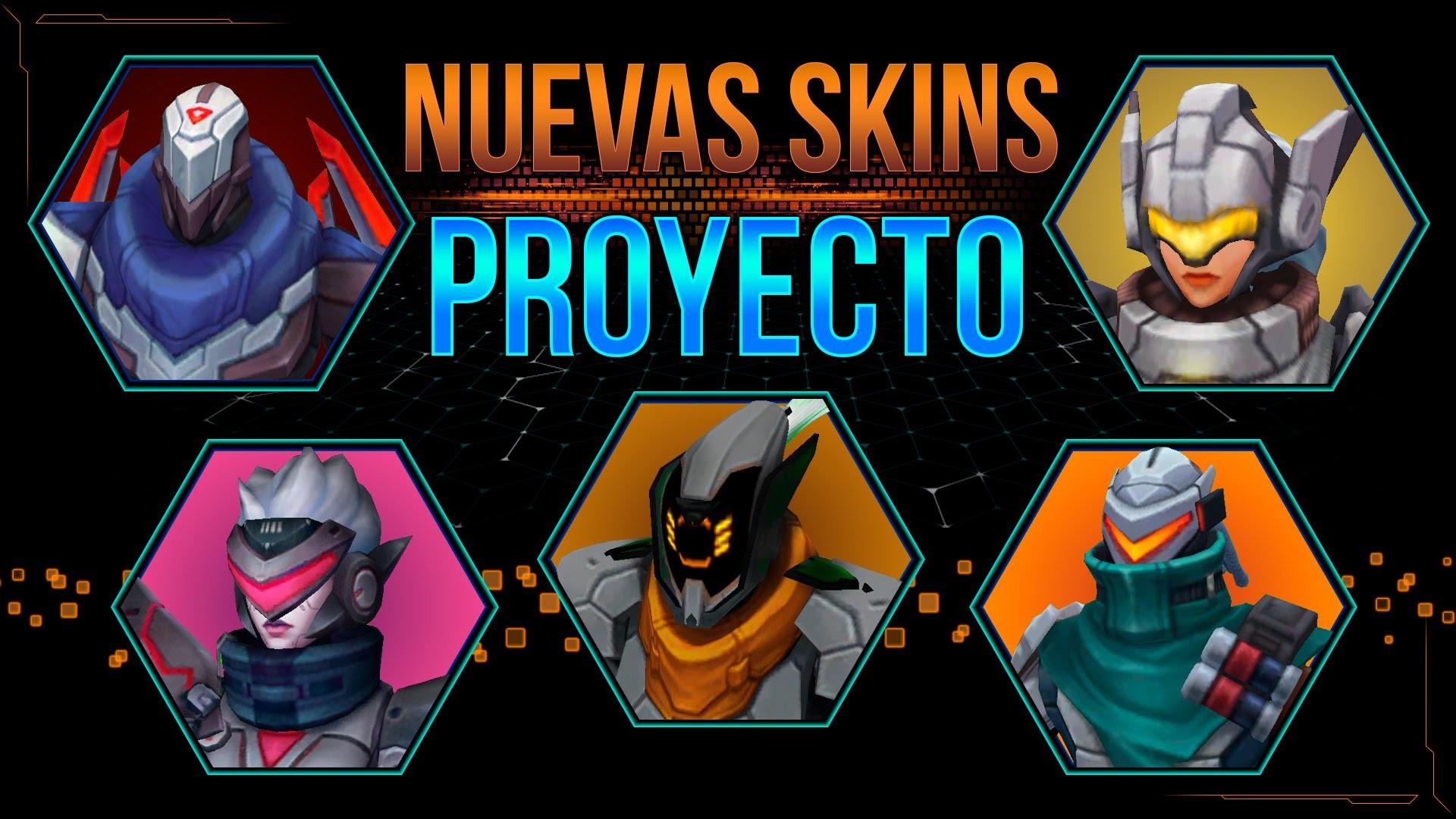 Project Skins: Zed – Fiora – Maestro Yi – Lucian – Leona   Nuevas Skins –  YouTube