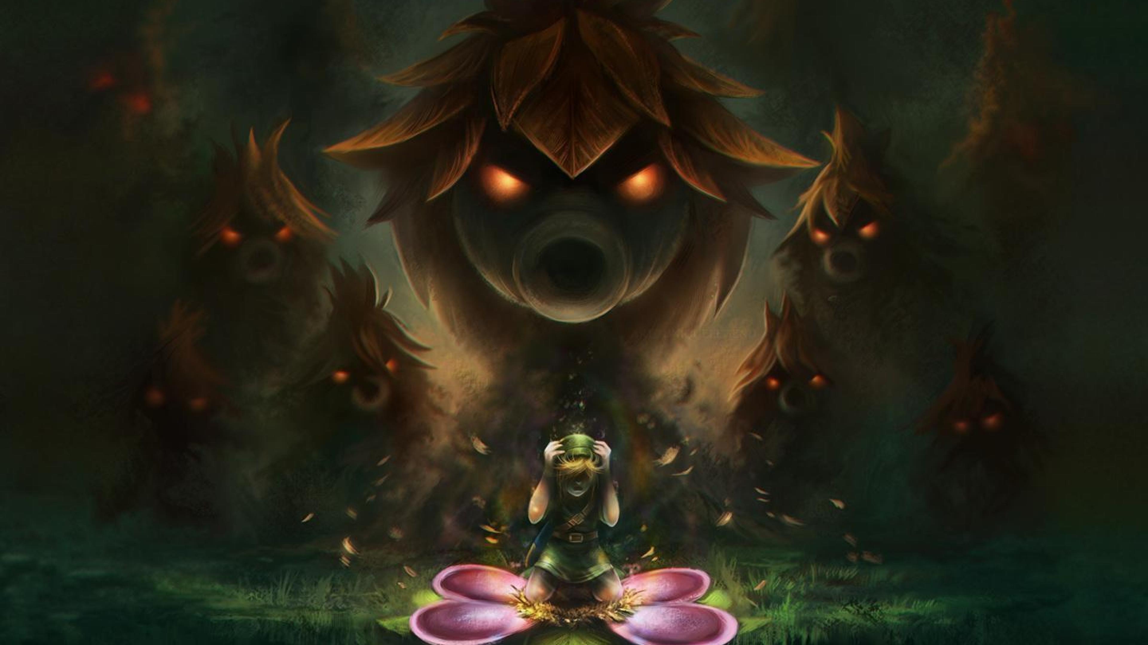 The Legend of Zelda HD wallpaper