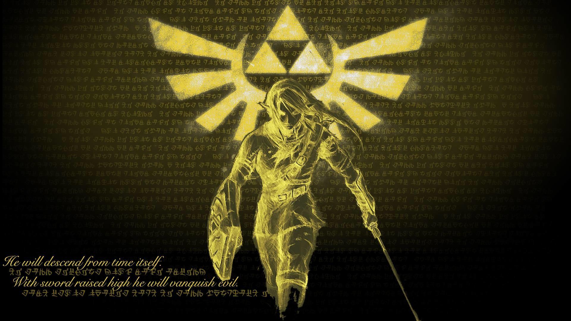 Wallpapers For > Zelda Triforce Iphone Wallpaper