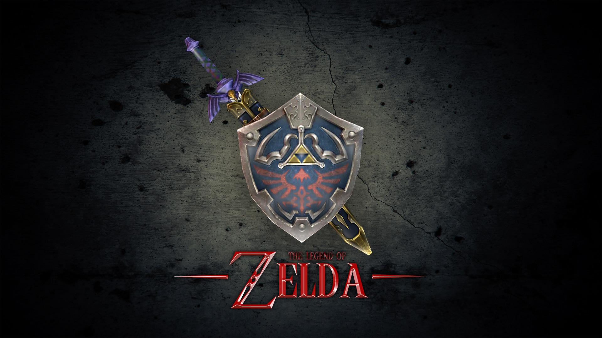The Legends Of Zelda Swords Logo HD Wallpapers 1080x1920Px XzmUQc13 .