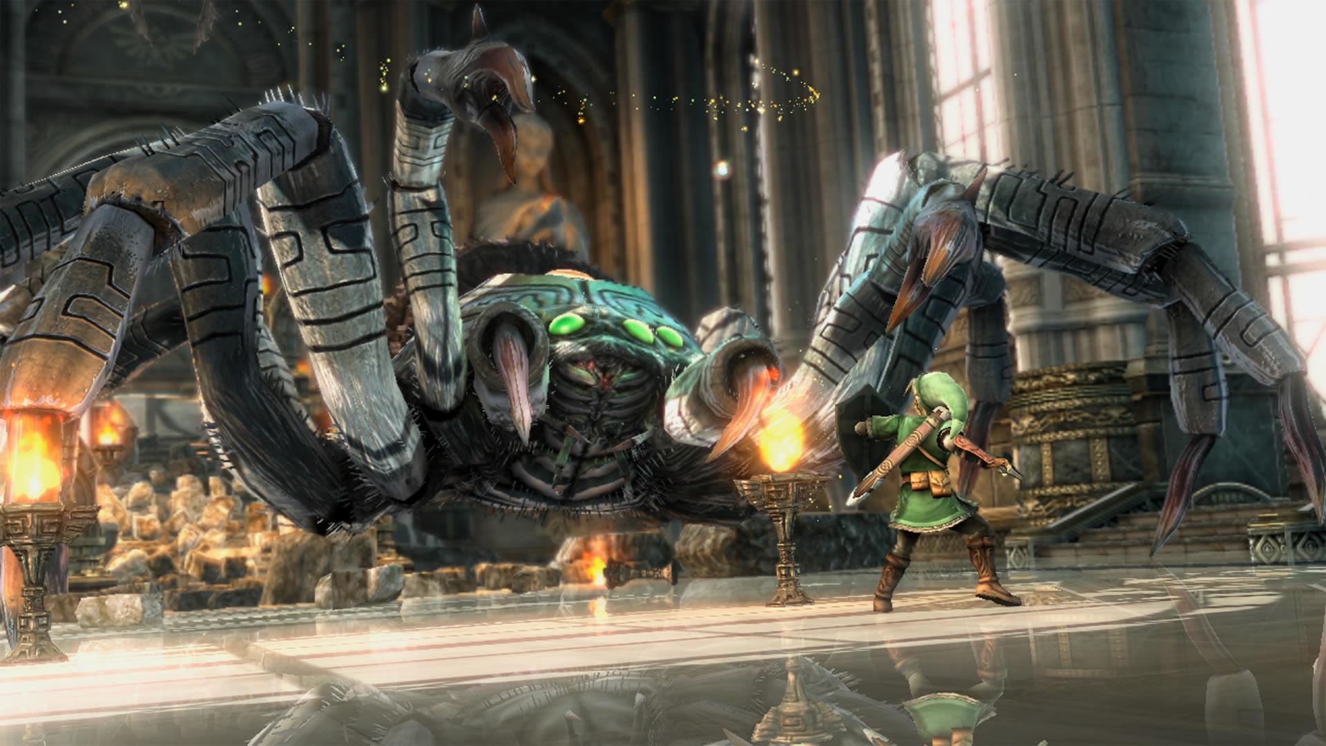 Zelda Wii U wallpaper