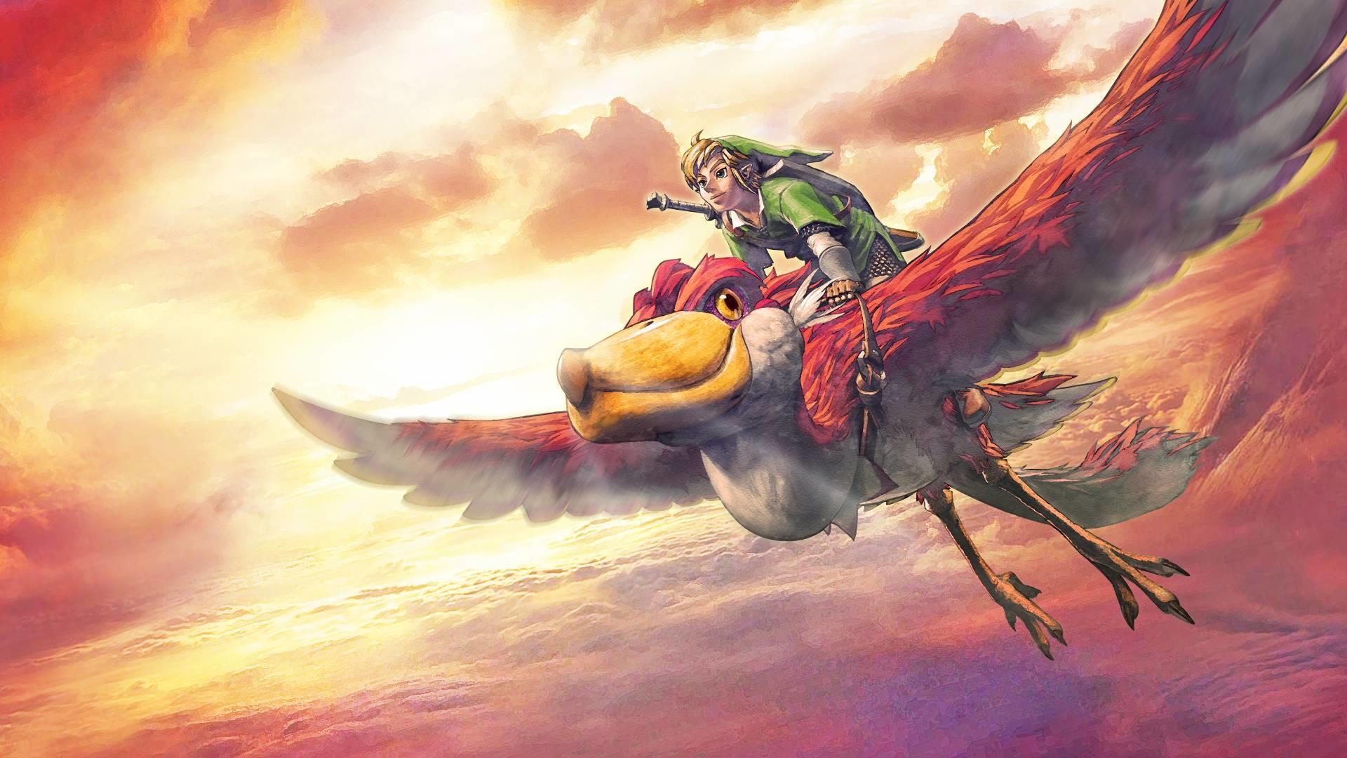 Zelda Skyward Sword Wallpaper | HD Wallpapers | Pinterest | Wallpaper and  Wallpapers android