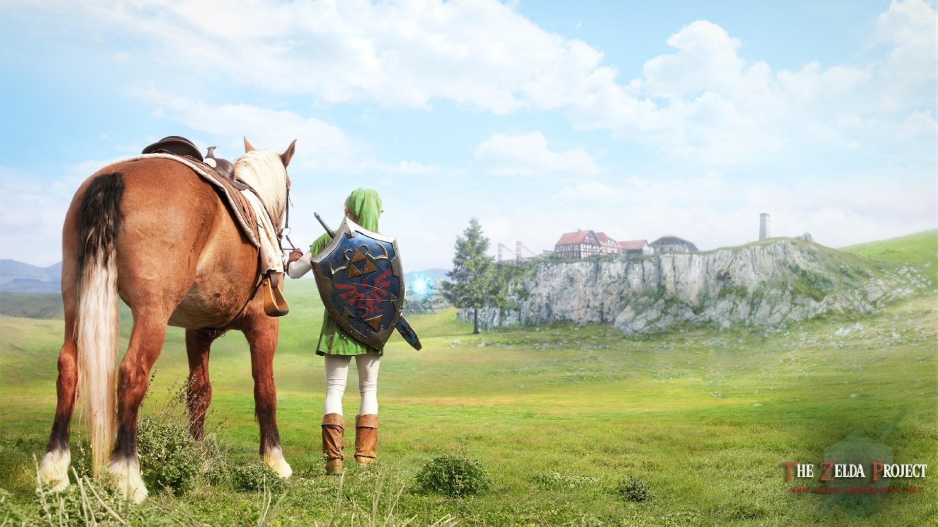 Free Legend Of Zelda Ocarina Of Time Wallpaper Phone Â« Long Wallpapers