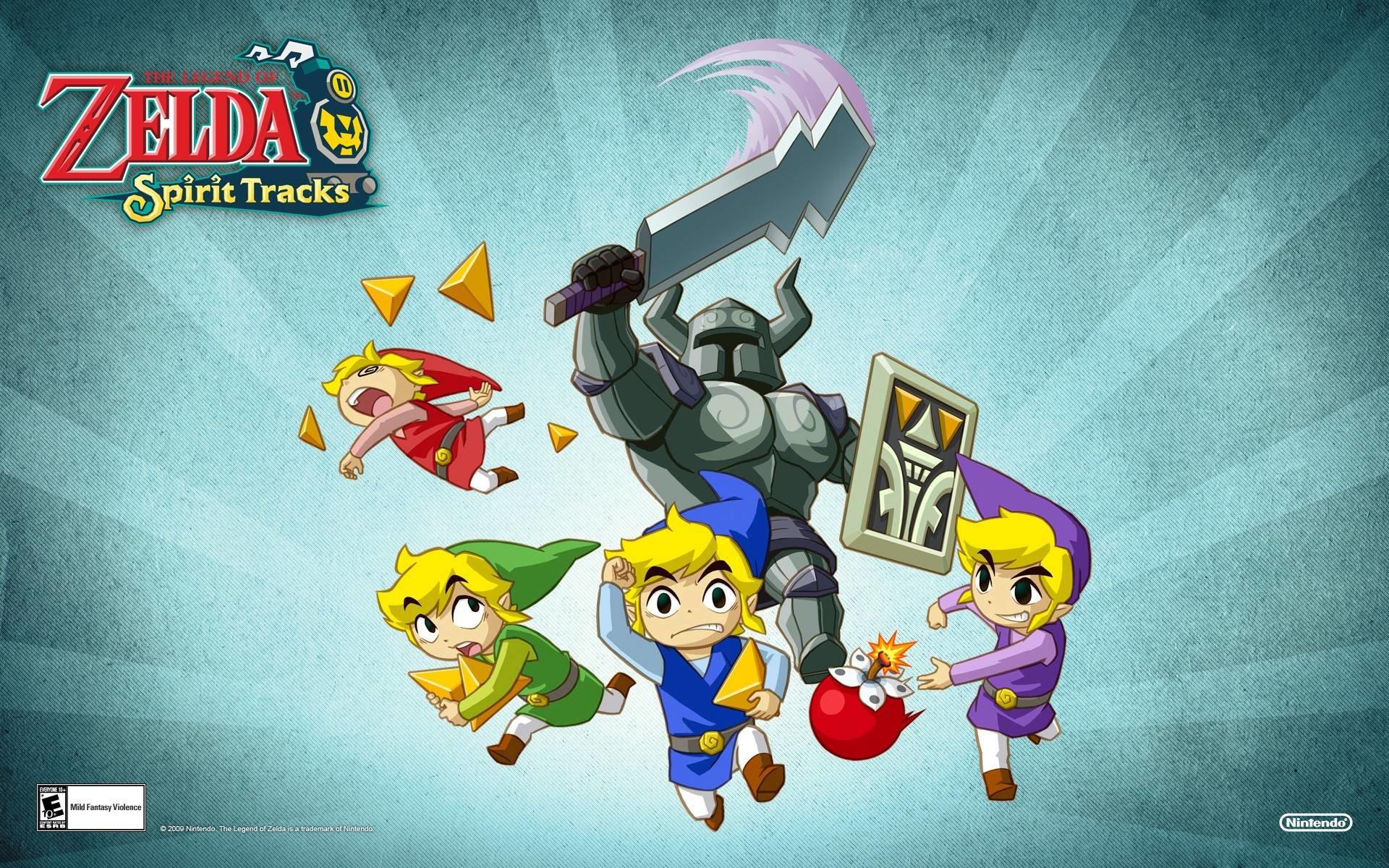 Wallpapers For > Legend Of Zelda Wallpaper