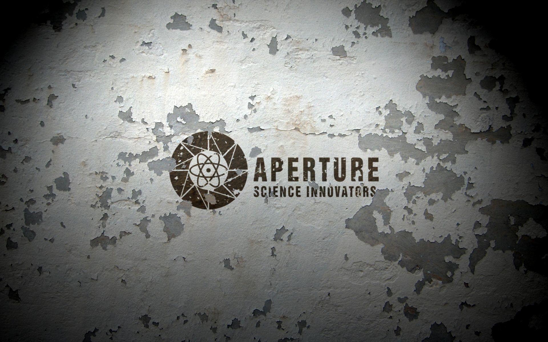 Aperture Science Wallpaper