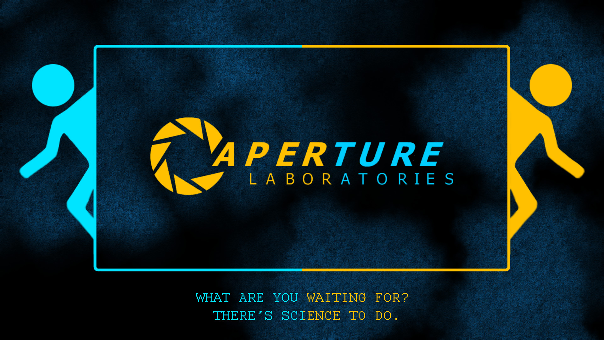 Aperture Science By TheLastCanadian On Newgrounds