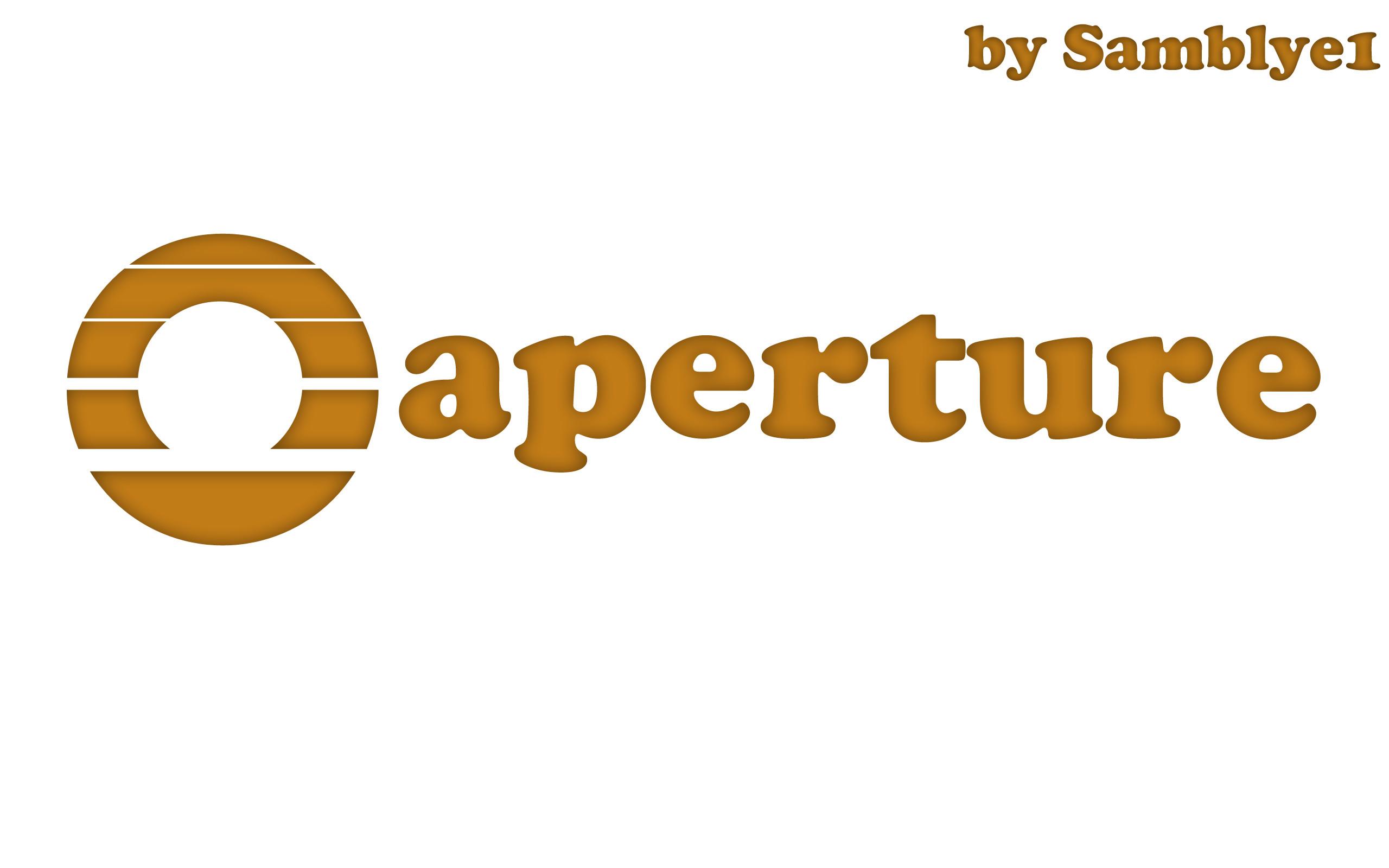 … Aperture Science 1970 Logo.psd by Sajextryus