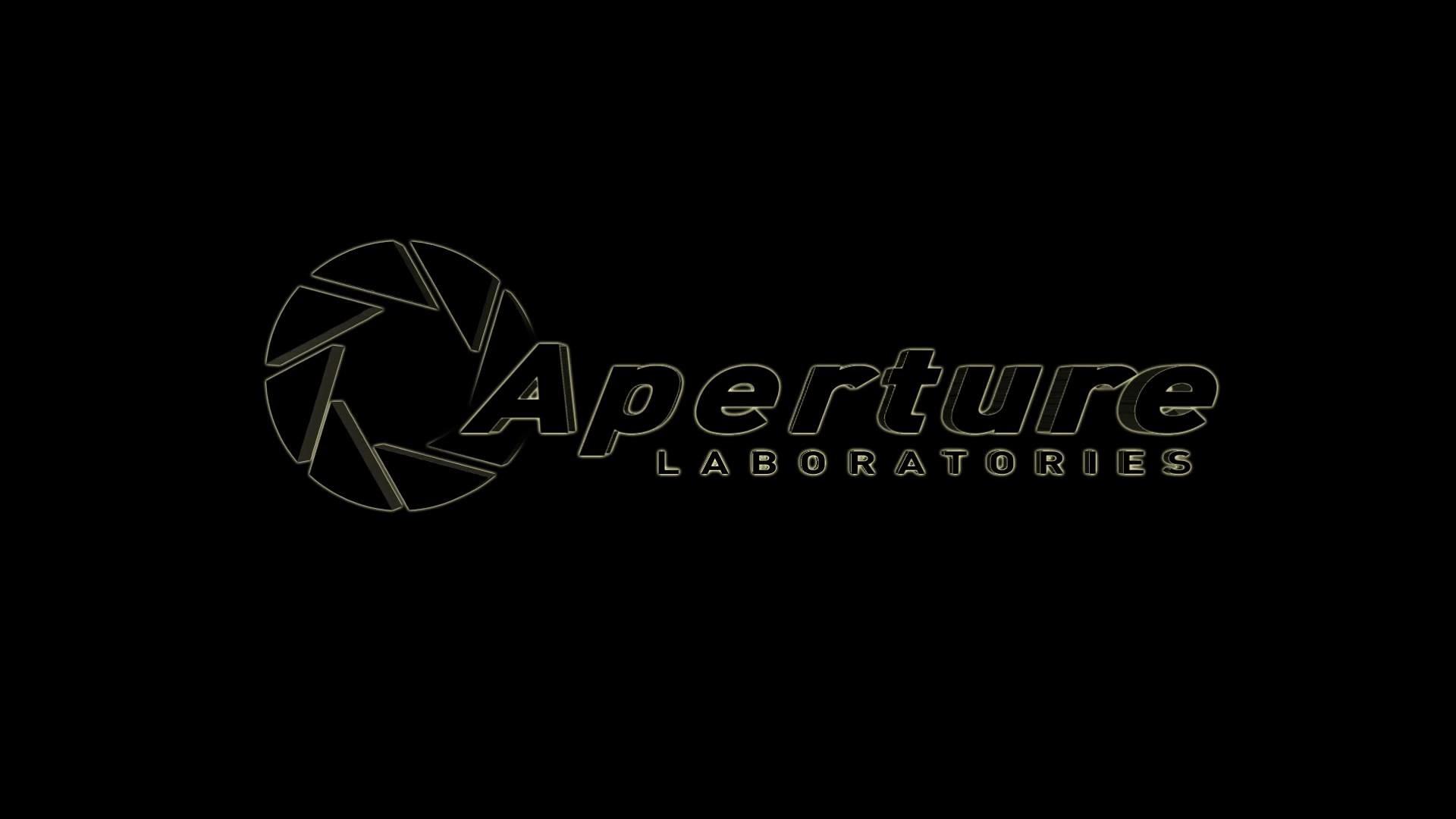 Logo Animation Aperture Science