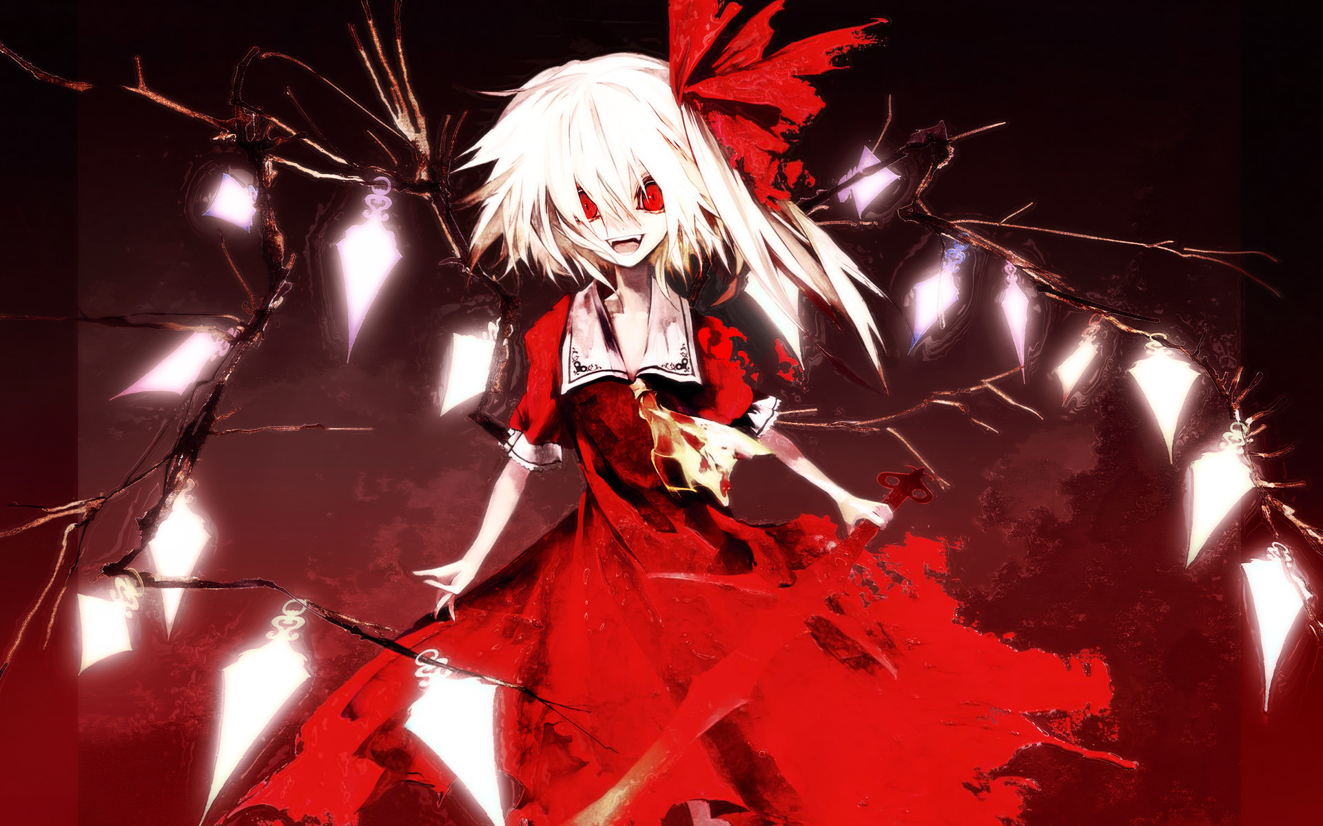 Flandre Scarlet · download Flandre Scarlet image