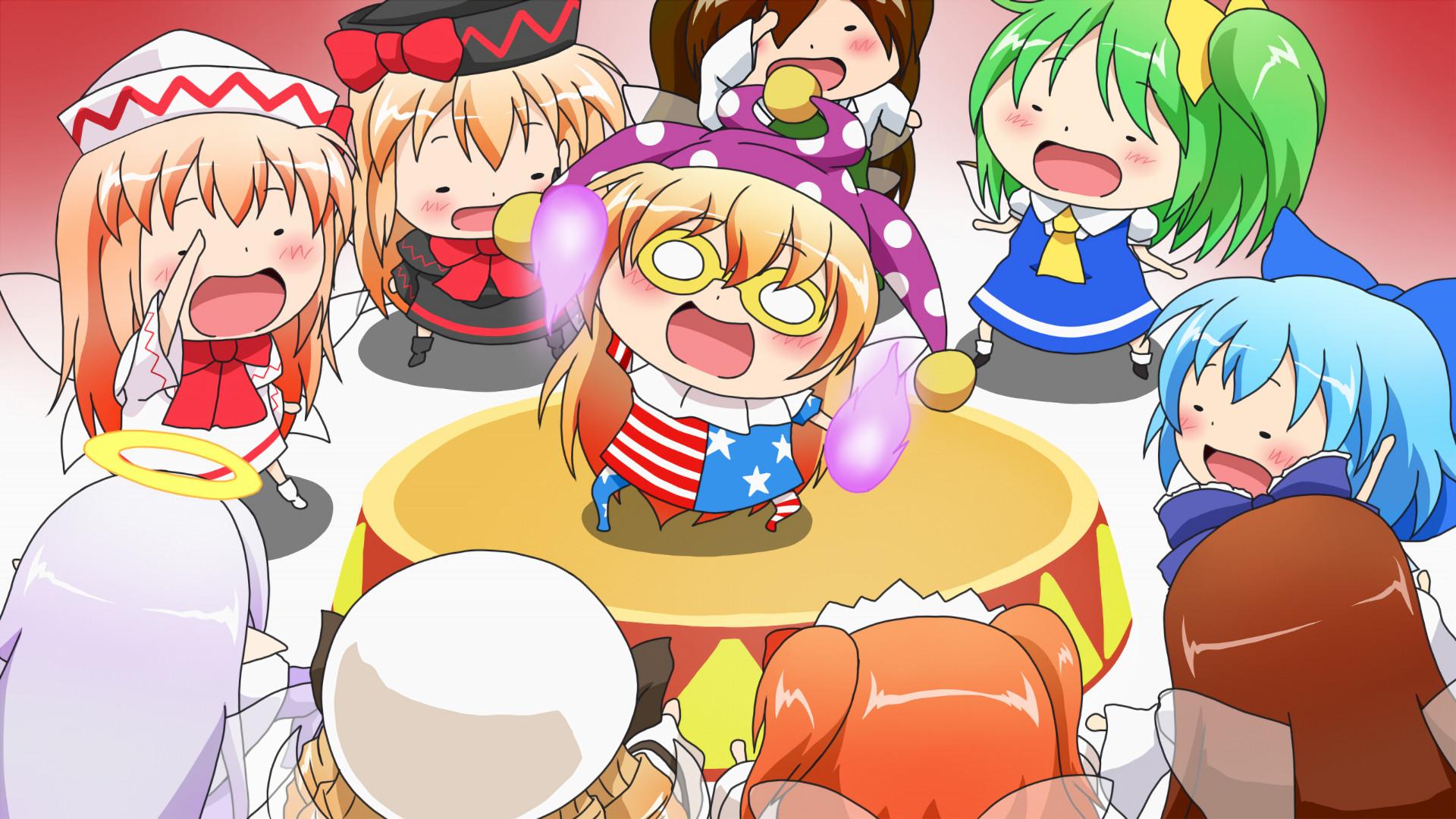 HD Wallpaper | Background ID:721538. Anime Touhou