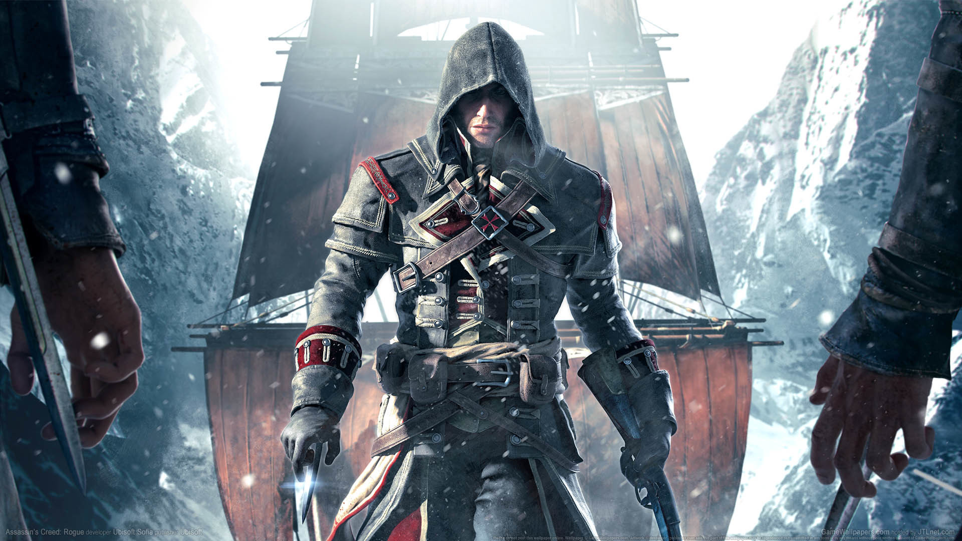 Assassin's Creed: Rogue wallpaper or background Assassin's Creed: Rogue  wallpaper or background 01