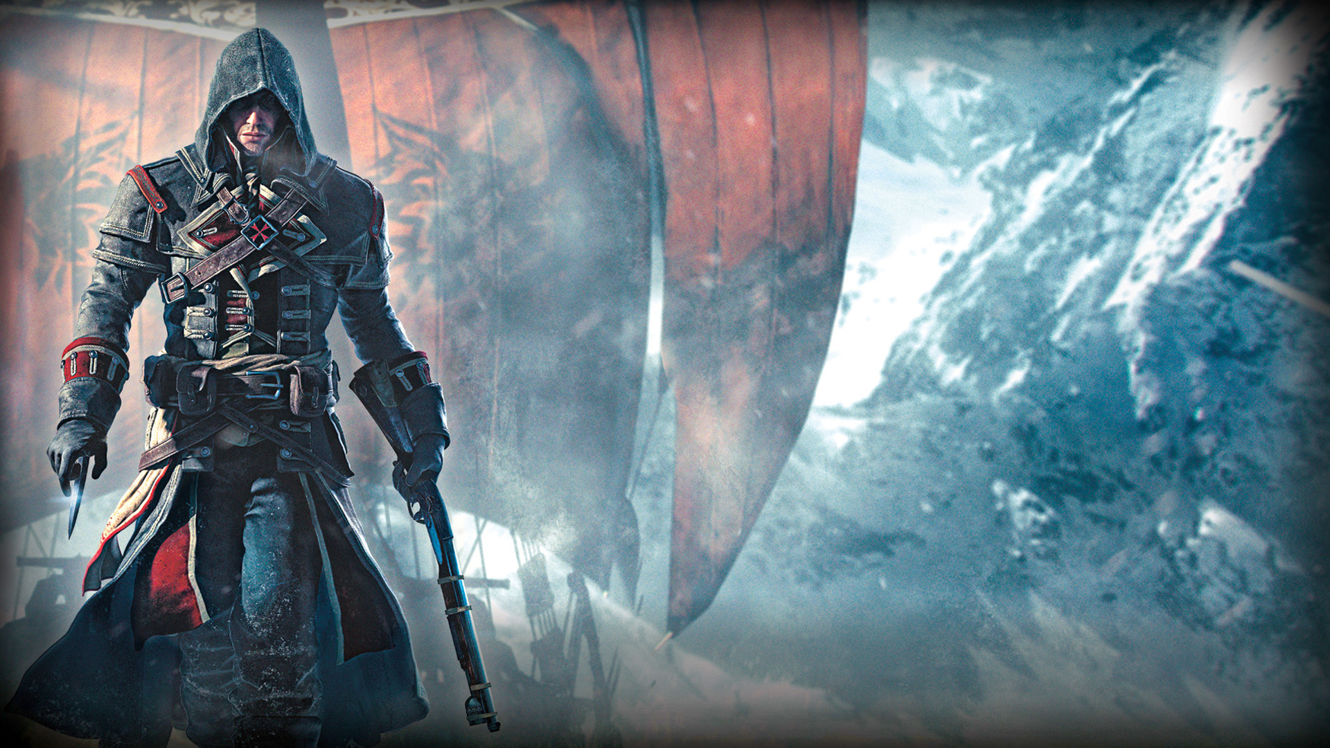 Video Game – Assassin's Creed: Rogue Assassin's Creed Bakgrund
