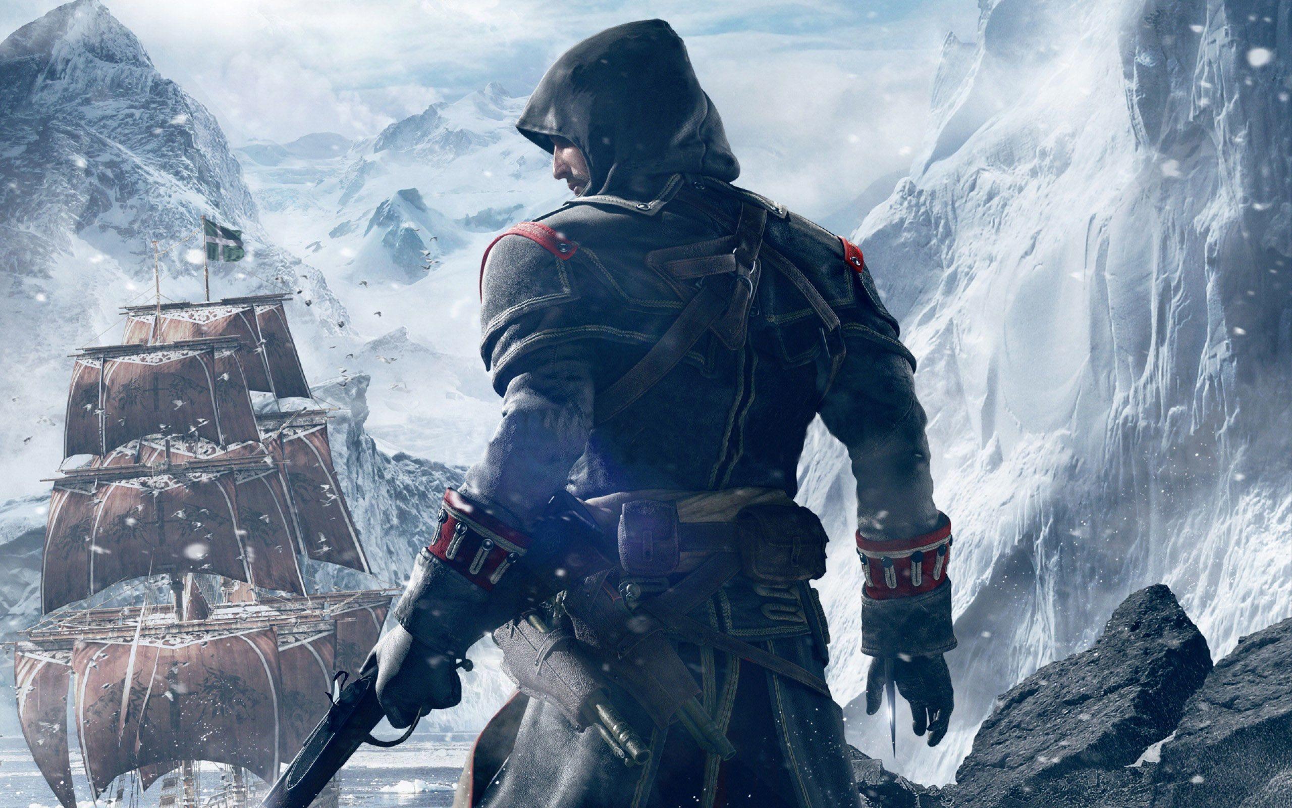 … Assassin's Creed: Brotherhood HD Wallpaper 2560×1600
