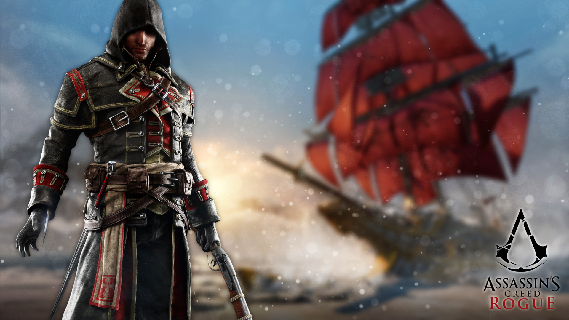 Assassin's Creed Rogue Wallpaper by ZeroMask Assassin's Creed Rogue  Wallpaper by ZeroMask