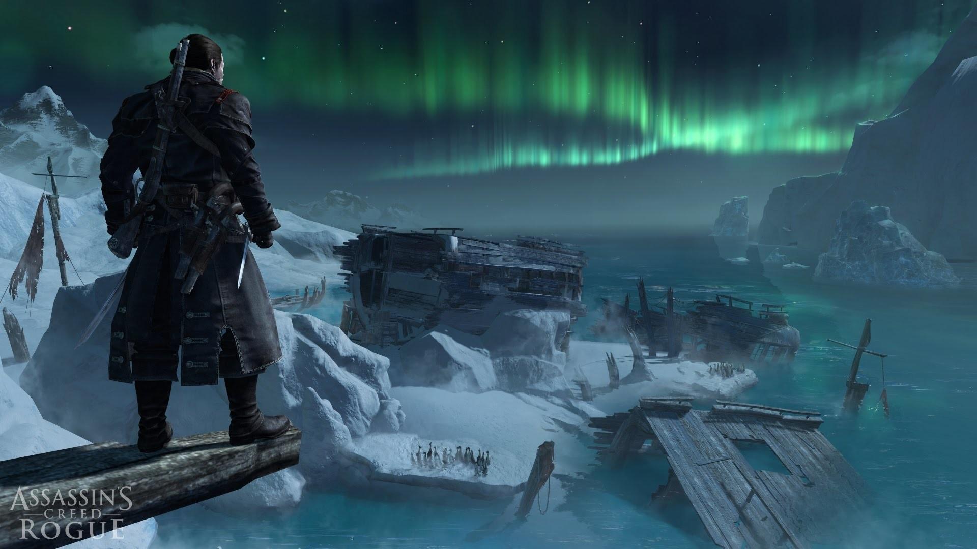 Assassin's Creed Rogue PC Walkthrough/Gameplay Part 1 [1080p HD]