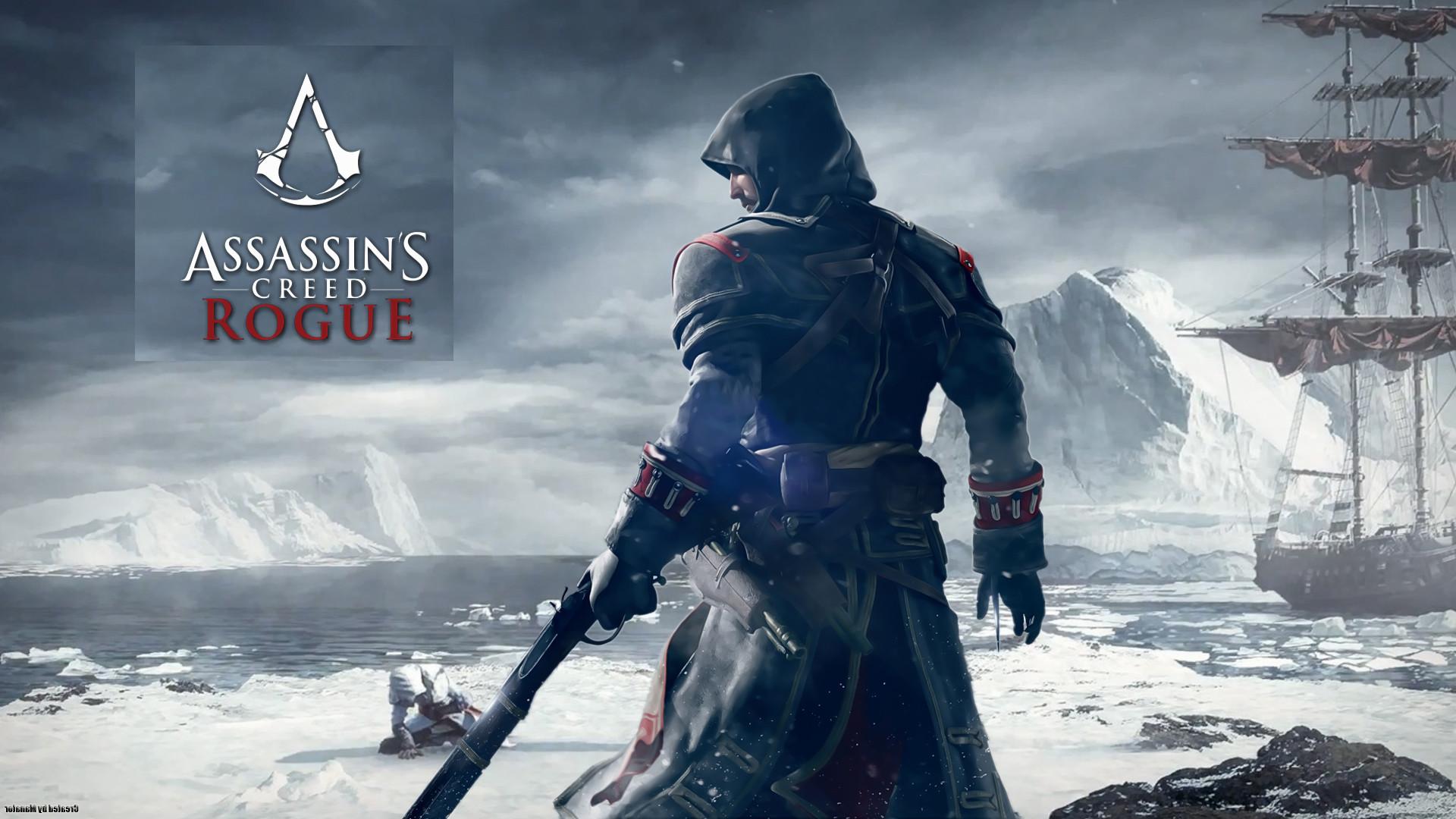 Assassin's Creed Rogue Wallpaper