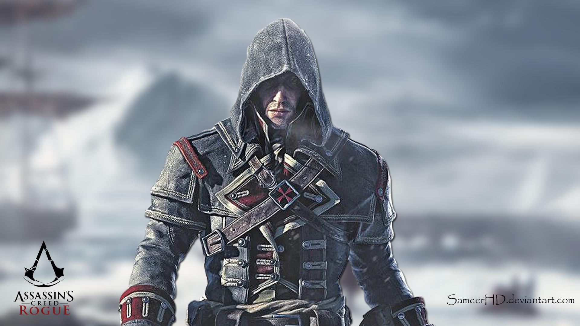… Assassin's Creed Rogue Shay Cormac Wallpaper by SameerHD