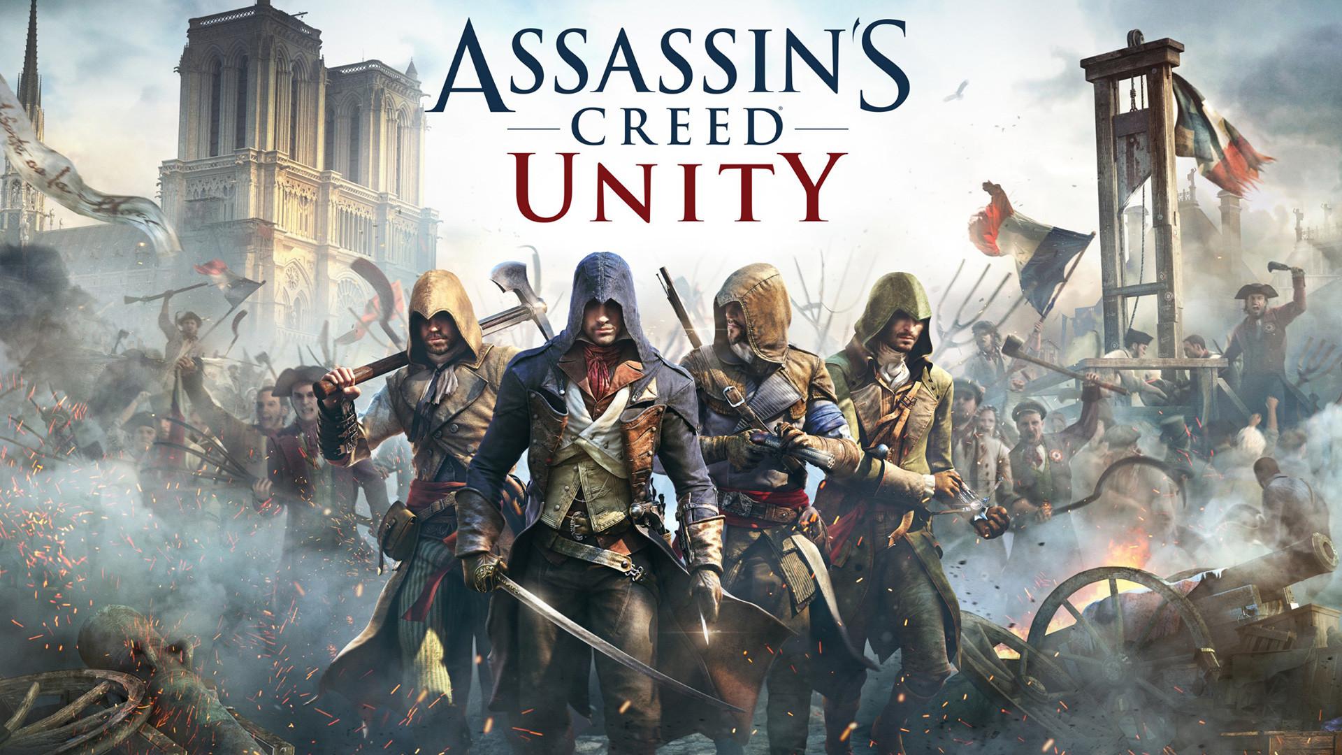 Assassin's Creed Unity Wallpaper 1080p   Assassins creed wallpaper   Assassins  creed Story   #11