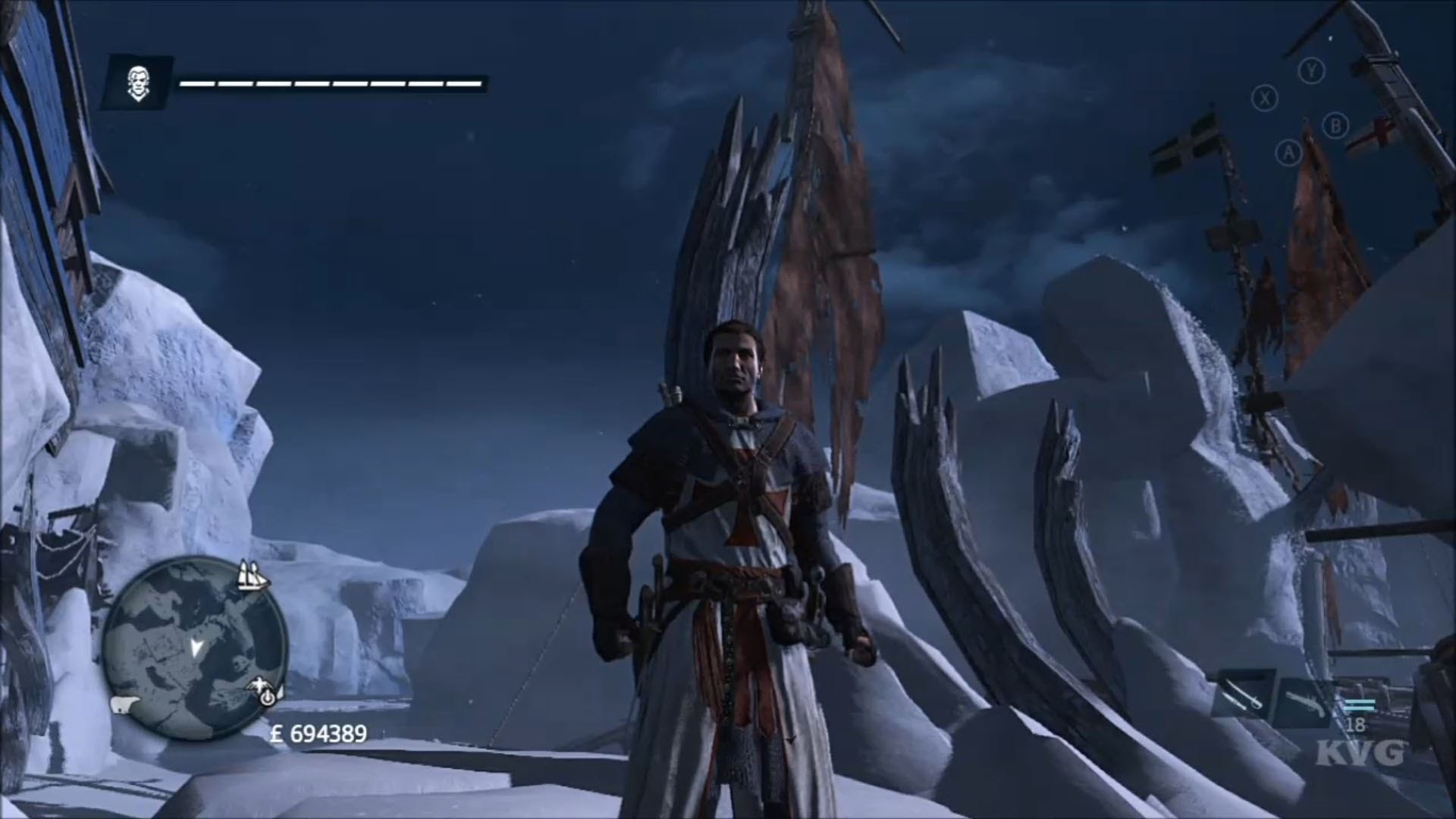 Assassin's Creed: Rogue – Templar 11th Century Armor   Outfit Location  Unlocked [HD] – YouTube